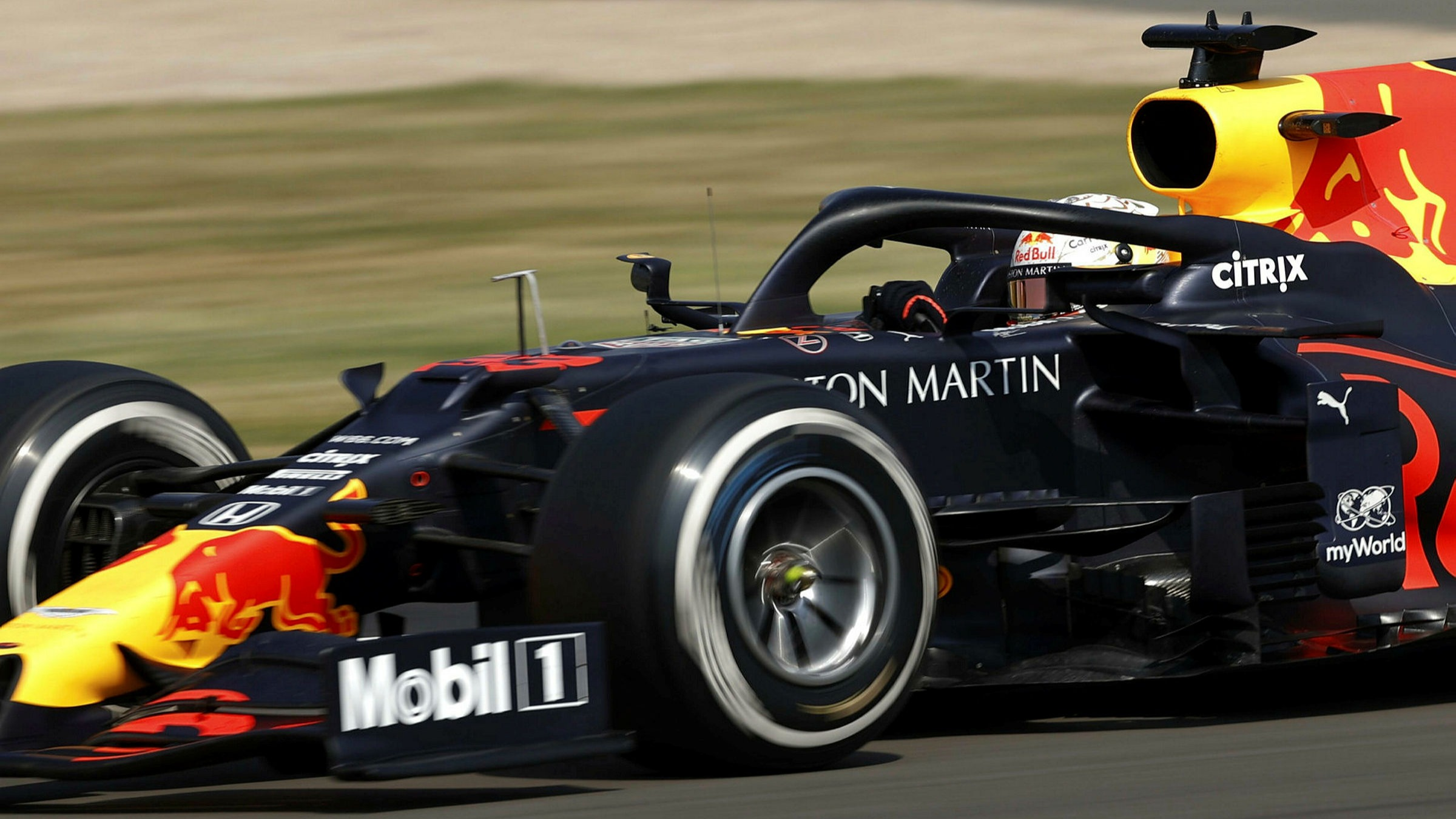 F1 Revenues Almost Wiped Out By Pandemic Halt To Races Financial Times
