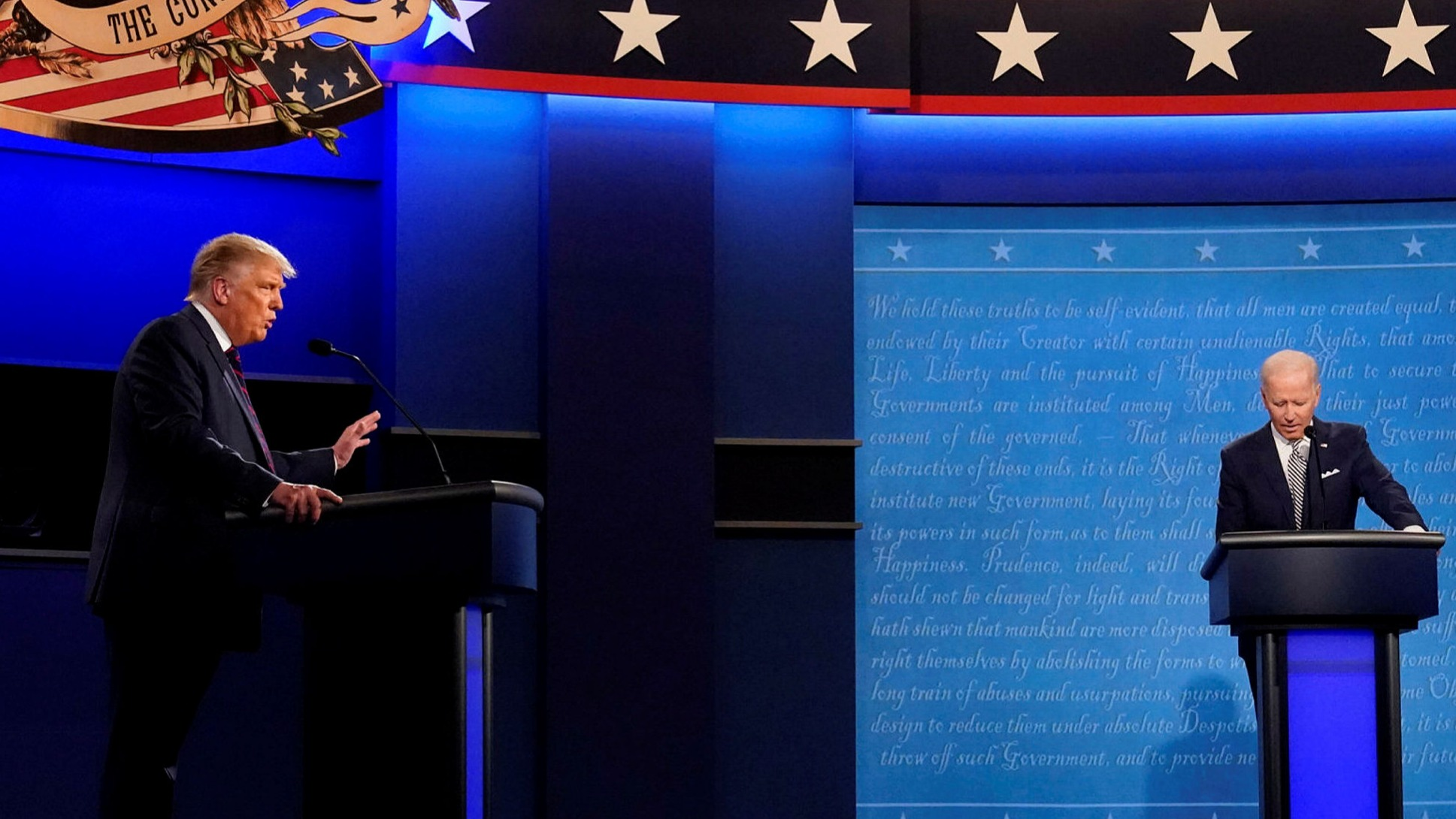 Five Takeaways From The First Trump Biden Debate Financial Times