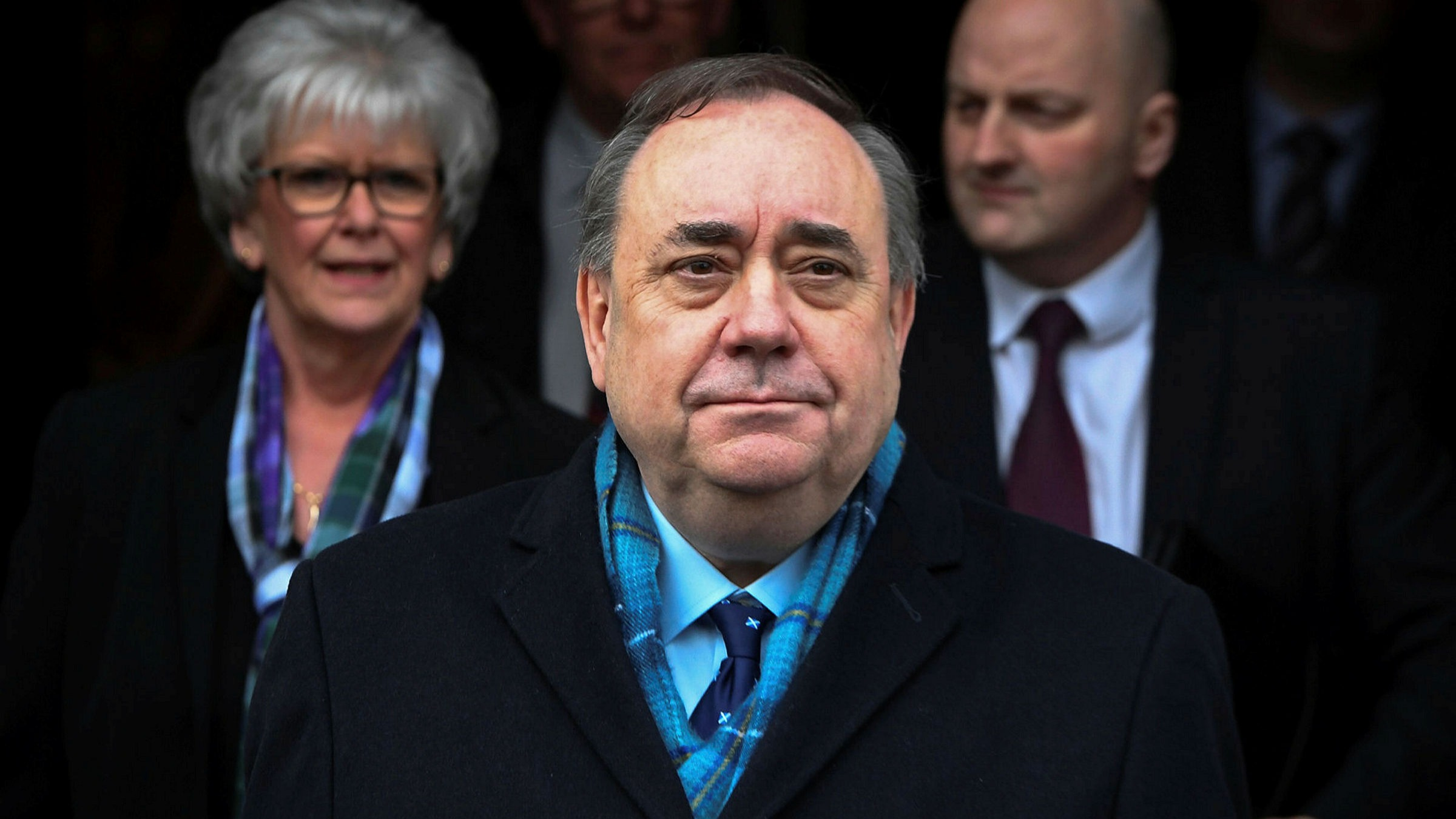 Sturgeon faces calls to resign over handling of Salmond probe | Financial Times