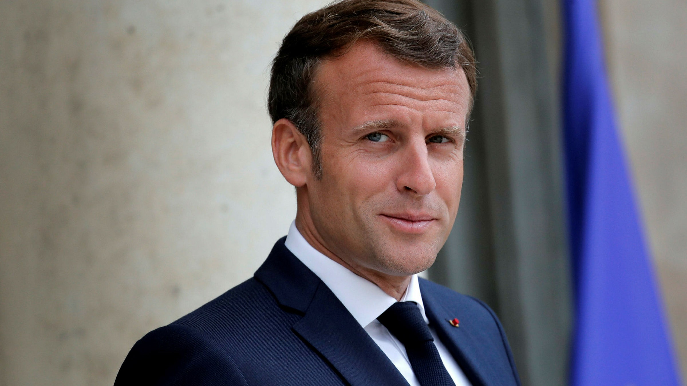 Emmanuel Macron S Low Profile On China Is Strategic Financial Times