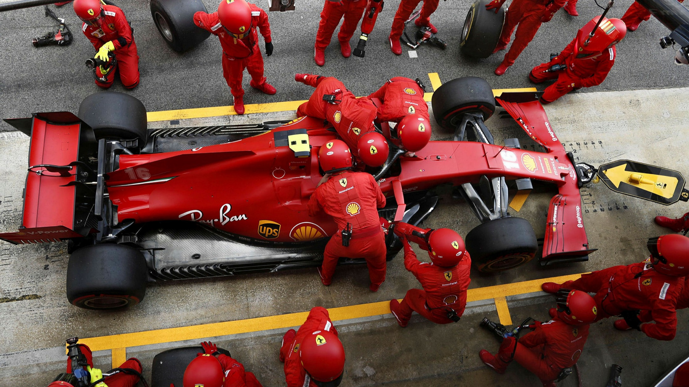 F1 Teams Reach New Deal With Owner Over Racing Series Revenues Financial Times