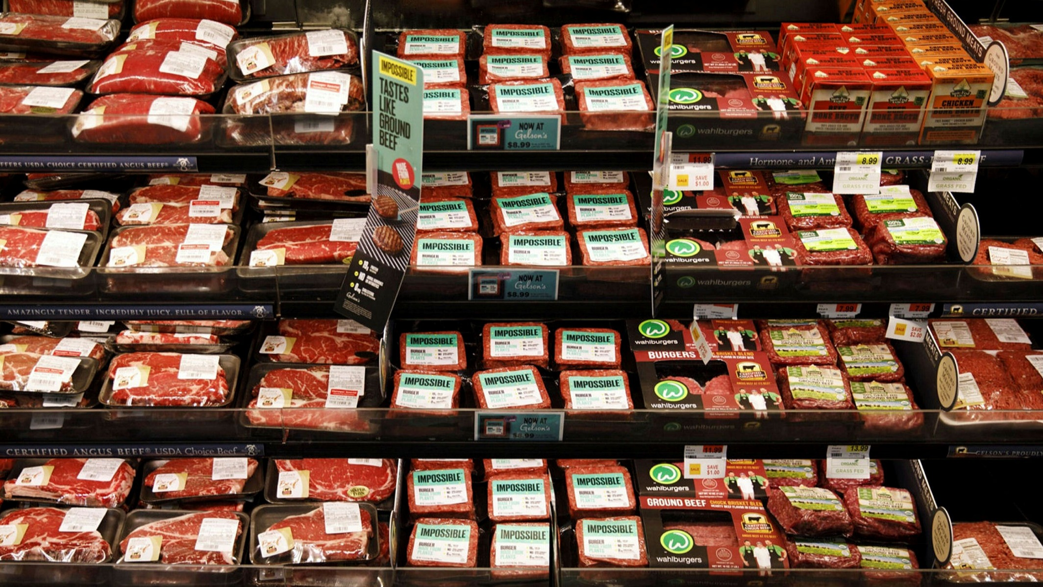 Pandemic Accelerates Shift To Meat Substitutes Financial Times