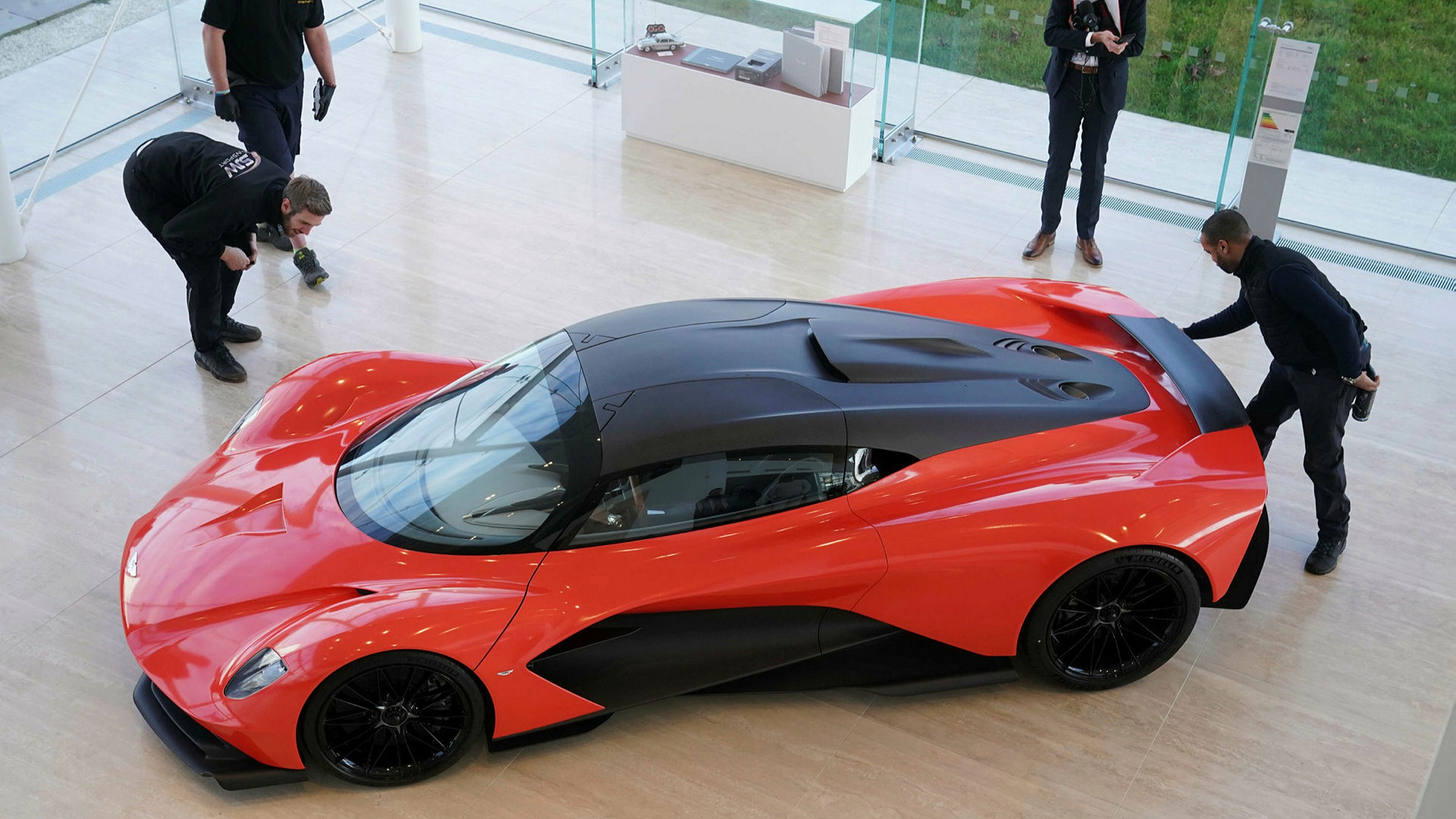 Aston Martin Chairman Seeks To Restart Operations Financial Times