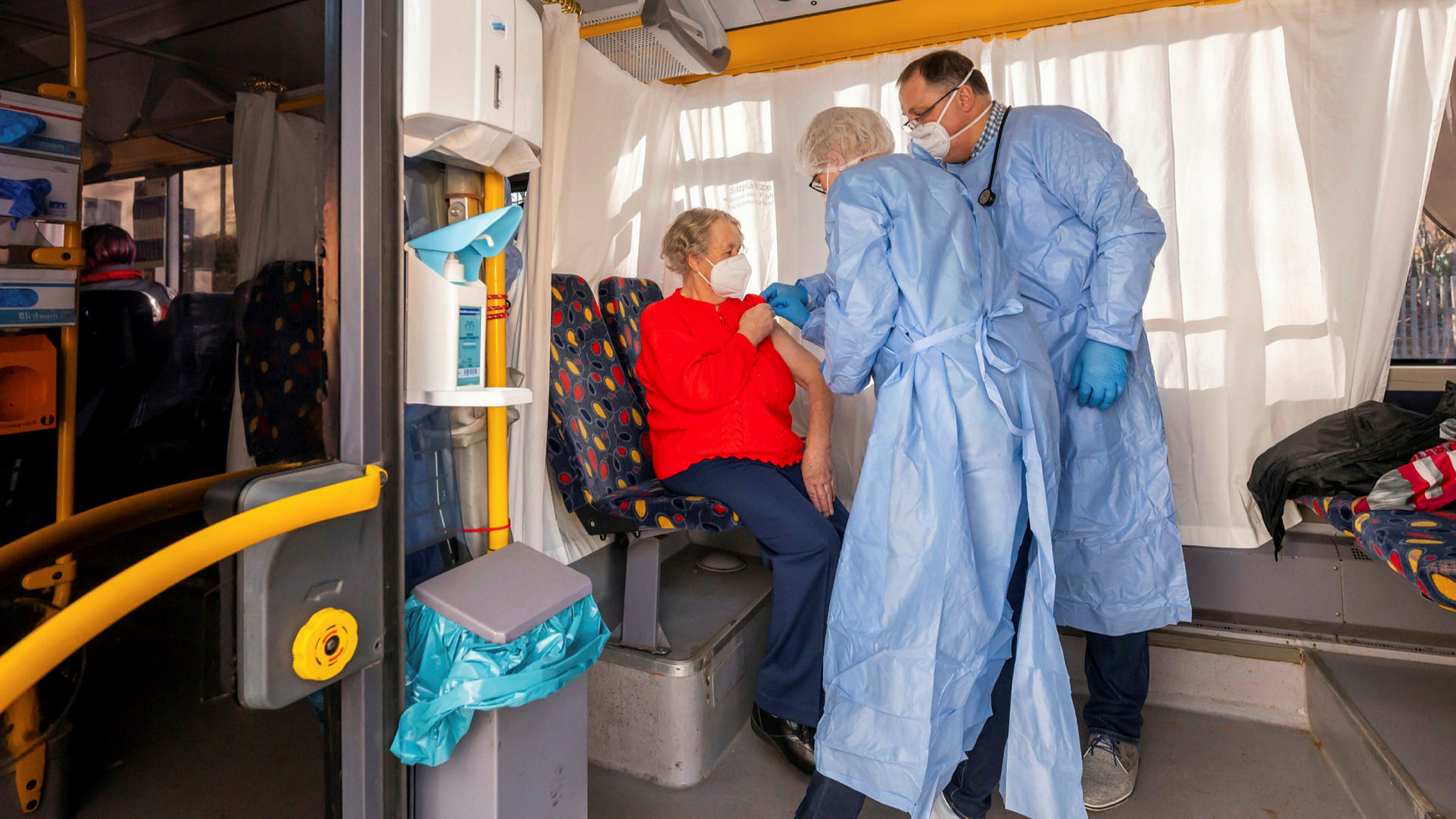 Germany loses Covid crown as vaccine campaign falters   Financial ...