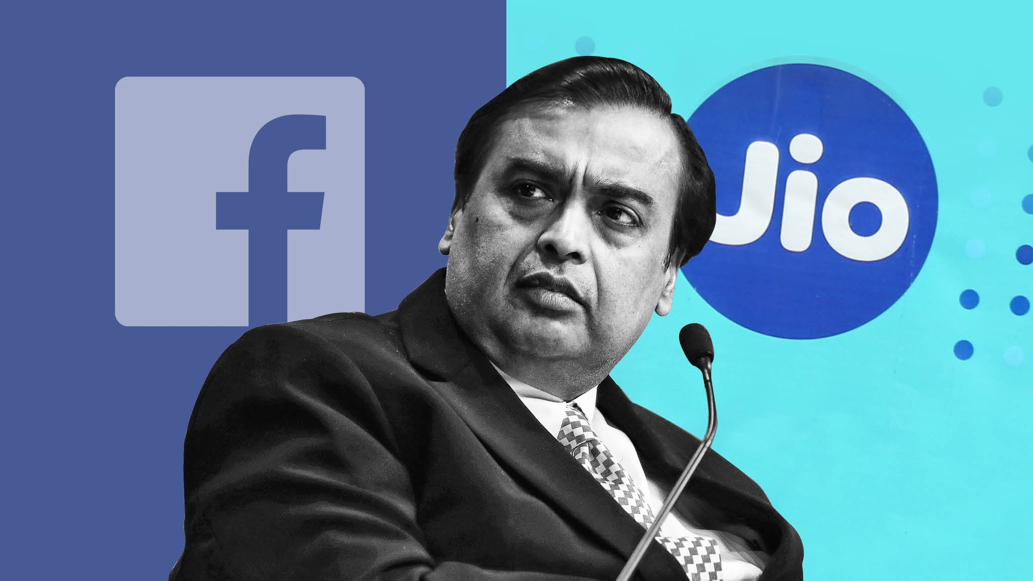 Facebook and Jio deal creates huge lake of Indian data | Financial ...