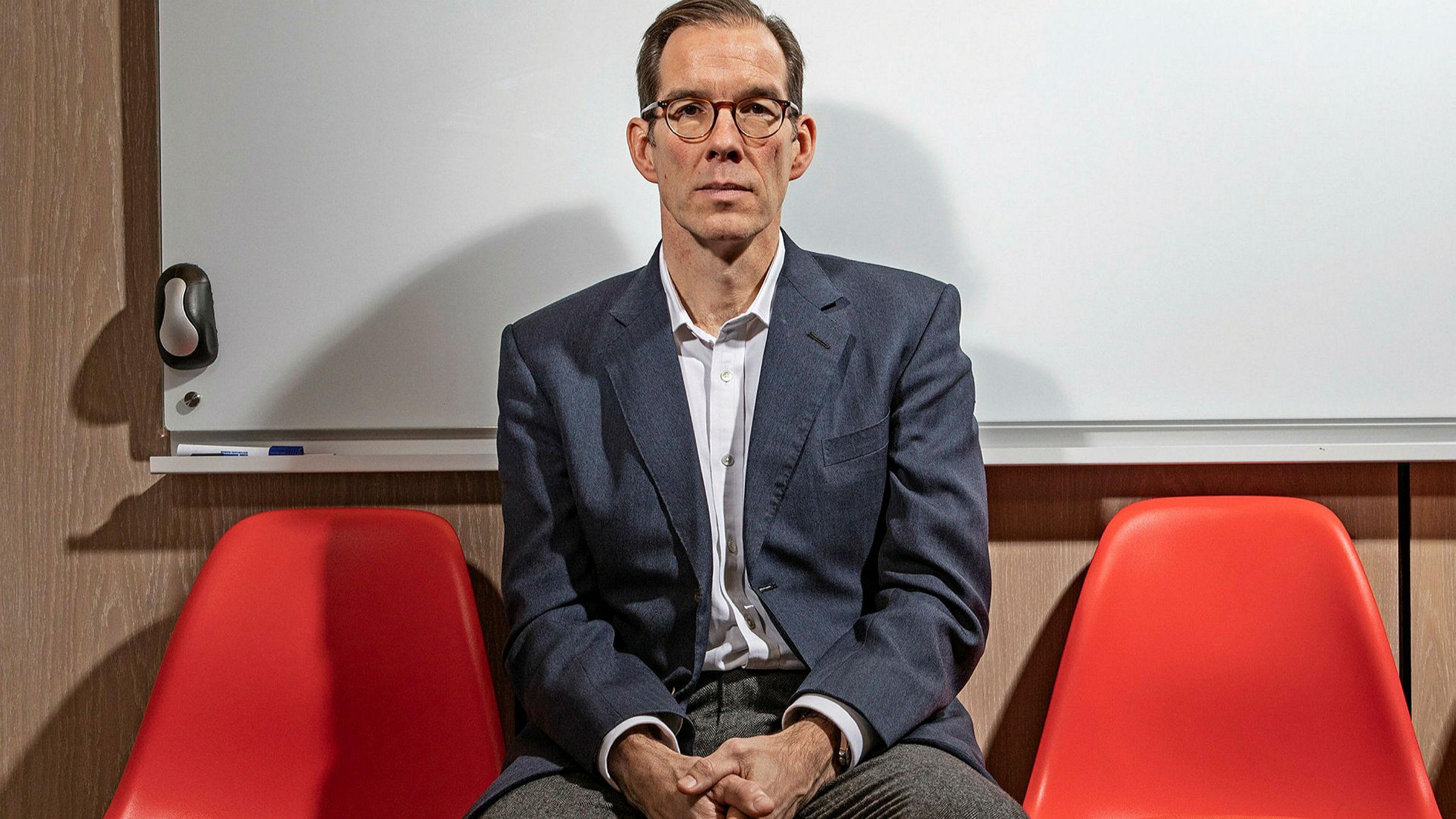 My First Million: Nicholas Gill, chief executive, David Phillips