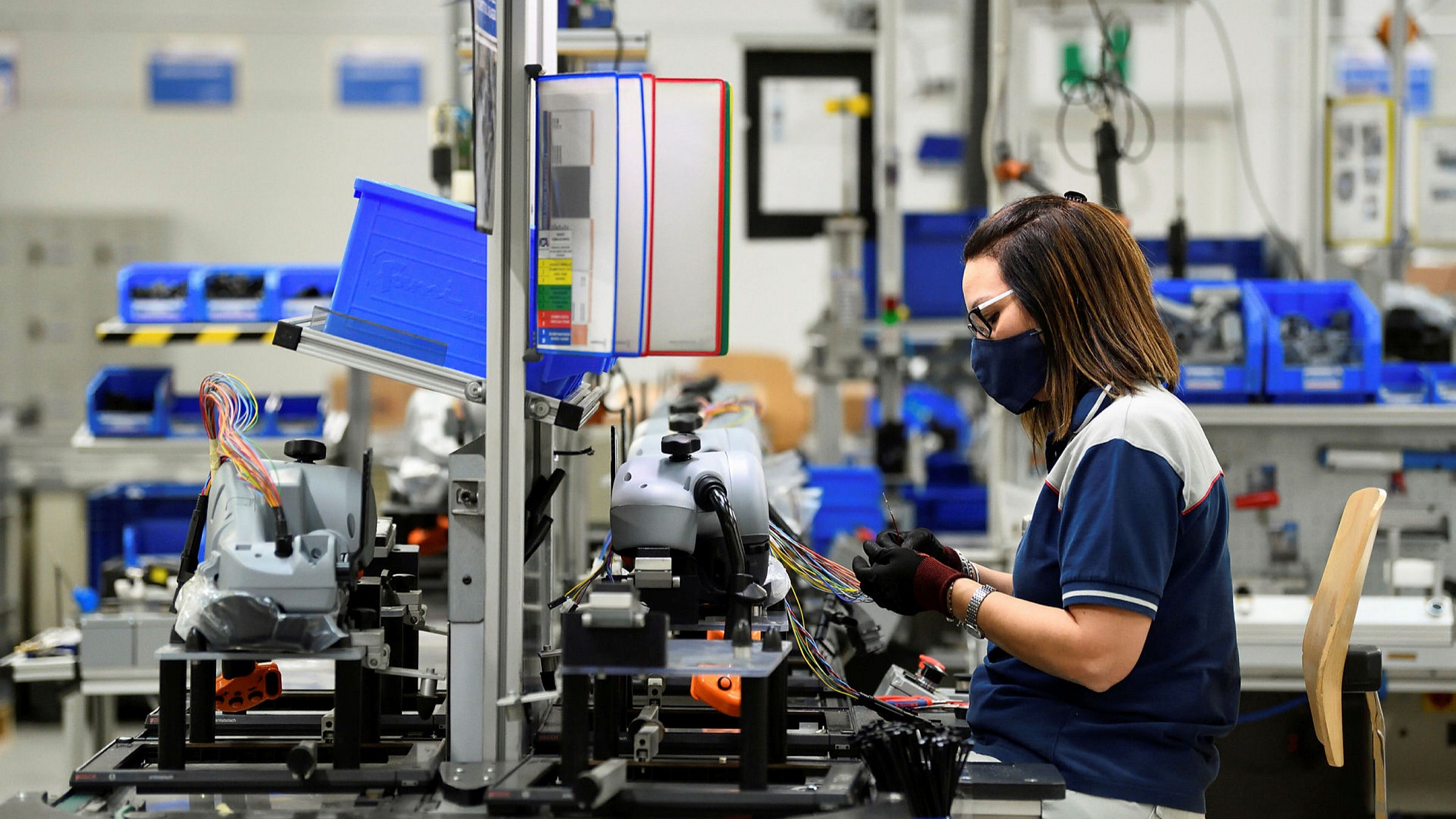 Italy and Spain enjoy manufacturing bounceback as demand rises   Financial  Times