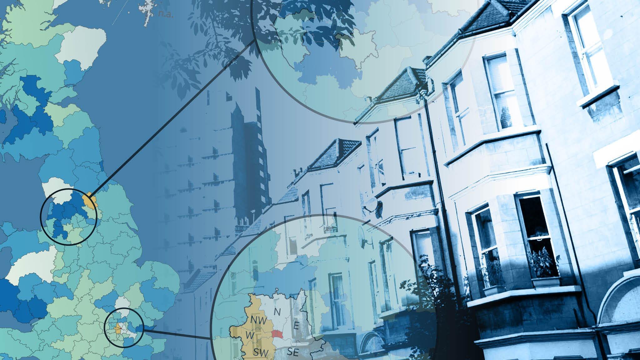 ft.com - George Hammond - UK housebuyers look to swap cities for suburbs