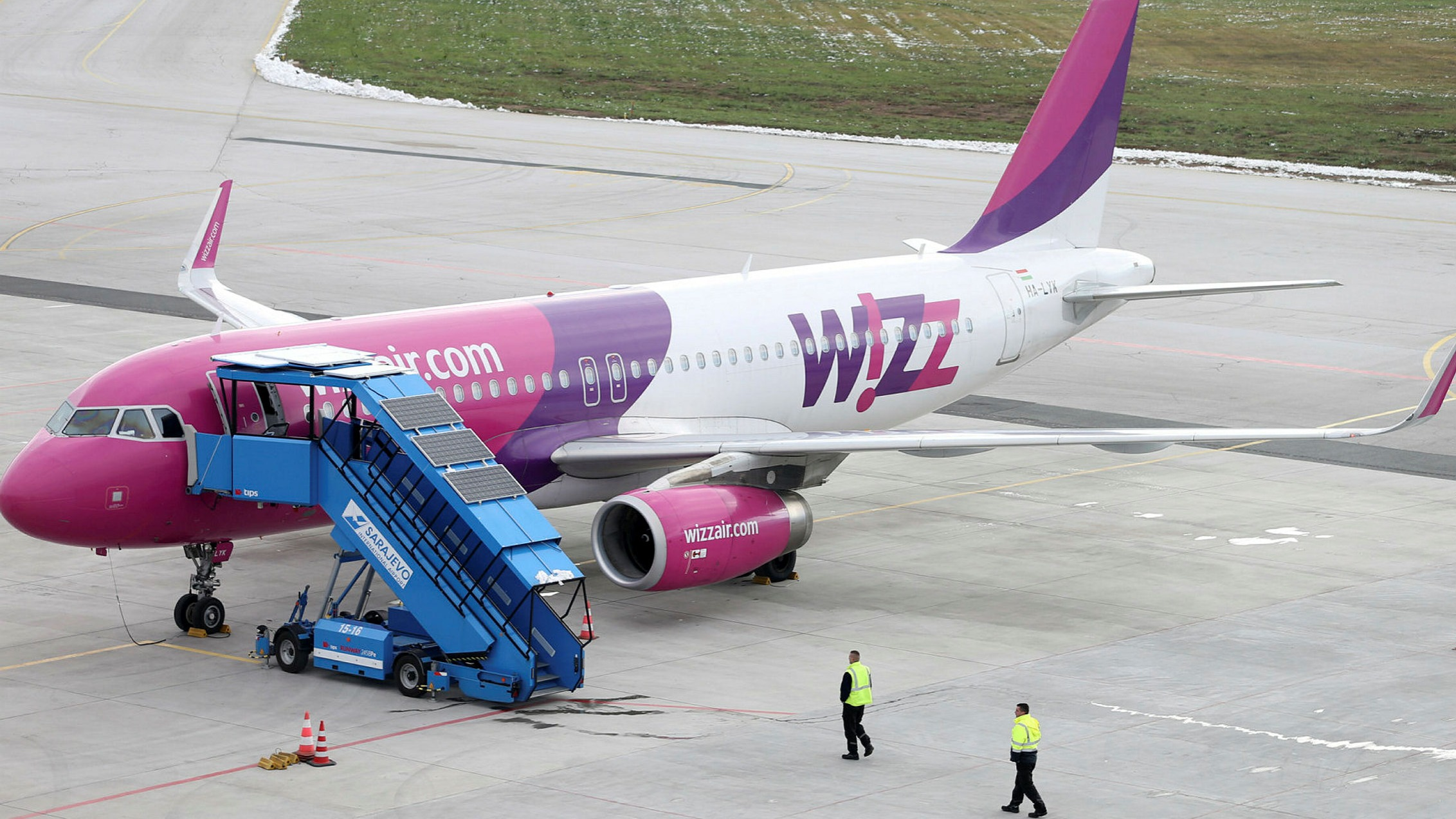 Wizz Air Cuts Fifth Of Workforce And Reduces Wages Financial Times