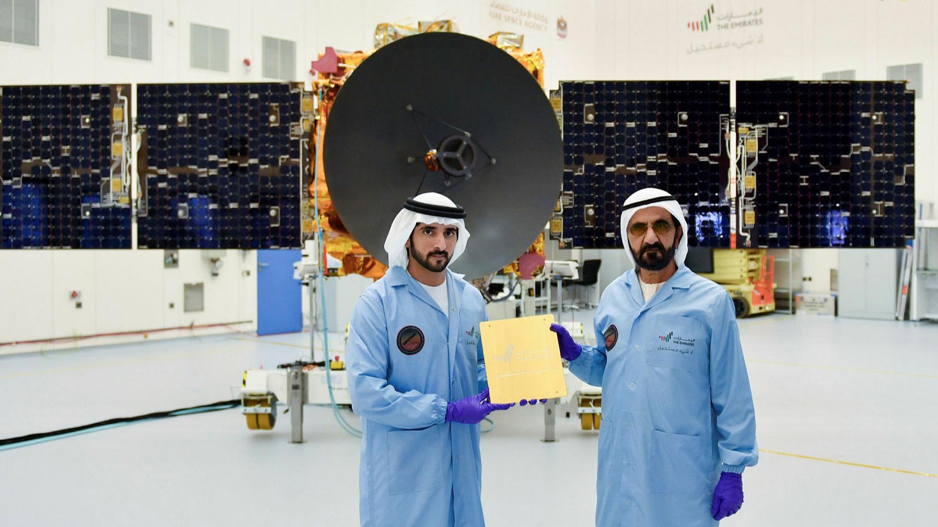 6 năm thần tốc của UAE: Bắt kịp 5 cường quốc, tạo kỳ tích gây kinh ngạc cho thế giới - Ảnh 1.