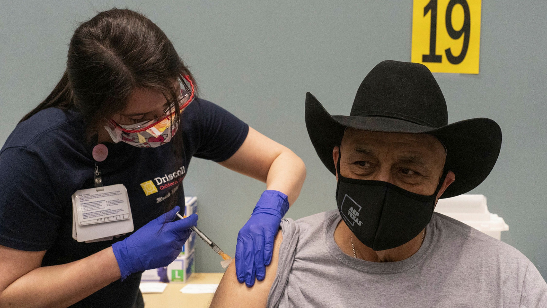 Coronavirus Texas To Open Vaccine To All Adults As Us Rollout Crosses New Milestone As It Happened Financial Times