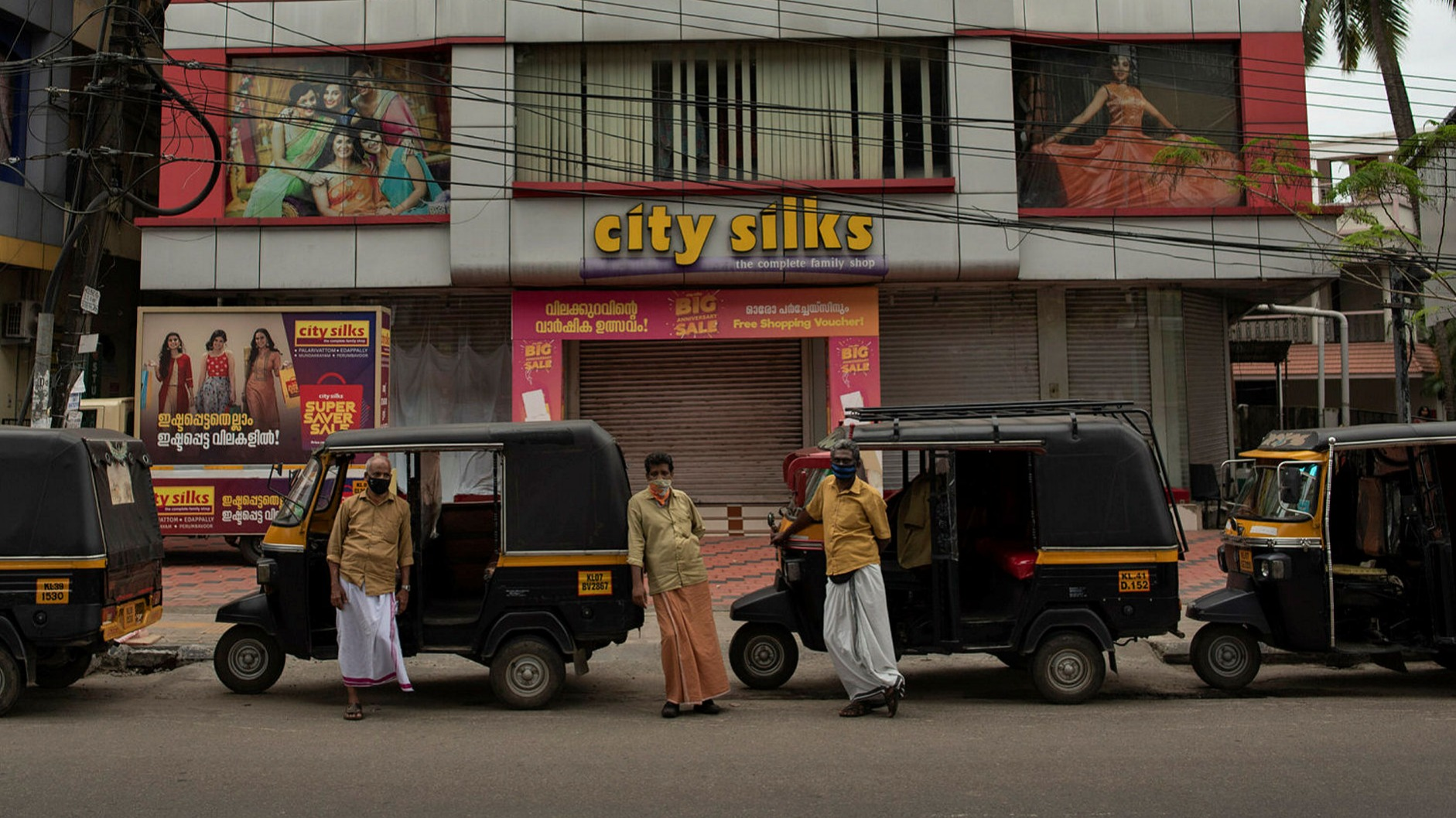 India's star state Kerala hit as virus forces return of Gulf workers 1