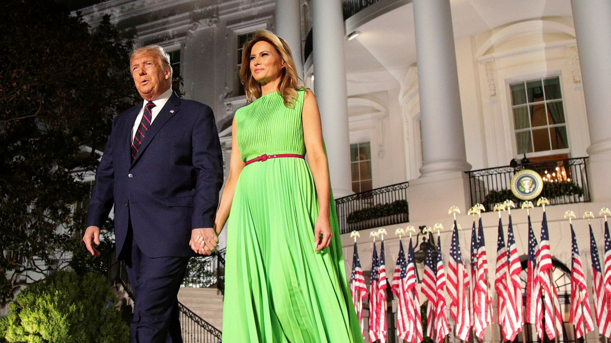 Power Dressing At The Republican And Democratic Conventions Financial Times