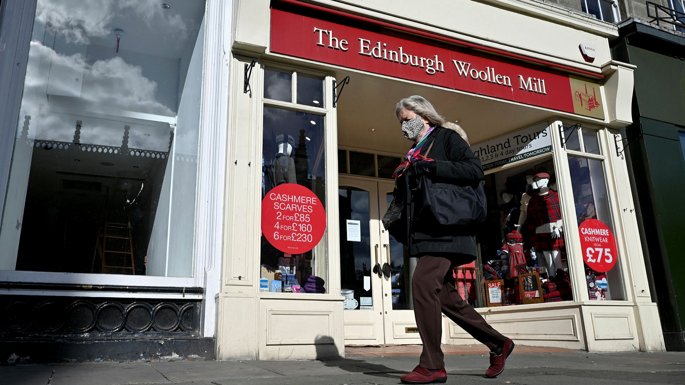 Edinburgh Woollen Mill Granted More Time To Find Buyer Financial Times