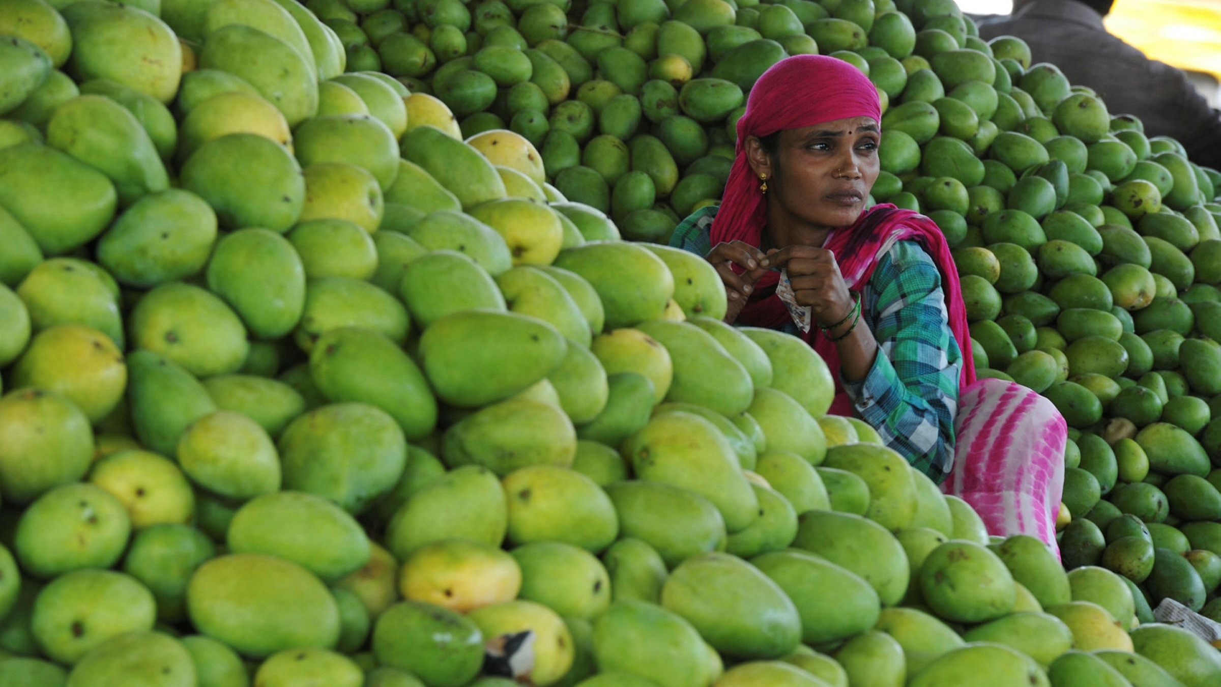 India S Lockdown Puts Squeeze On Mango Harvest Financial Times