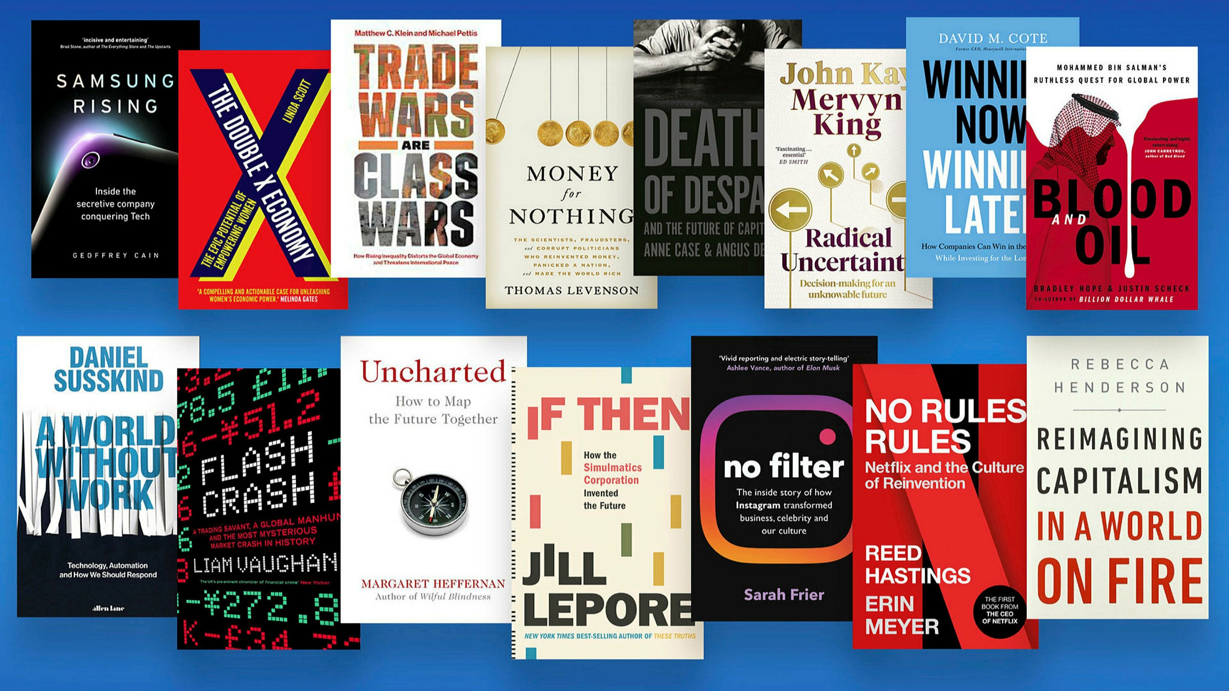 Business Book Of The Year Award 2020 The Longlist Financial Times