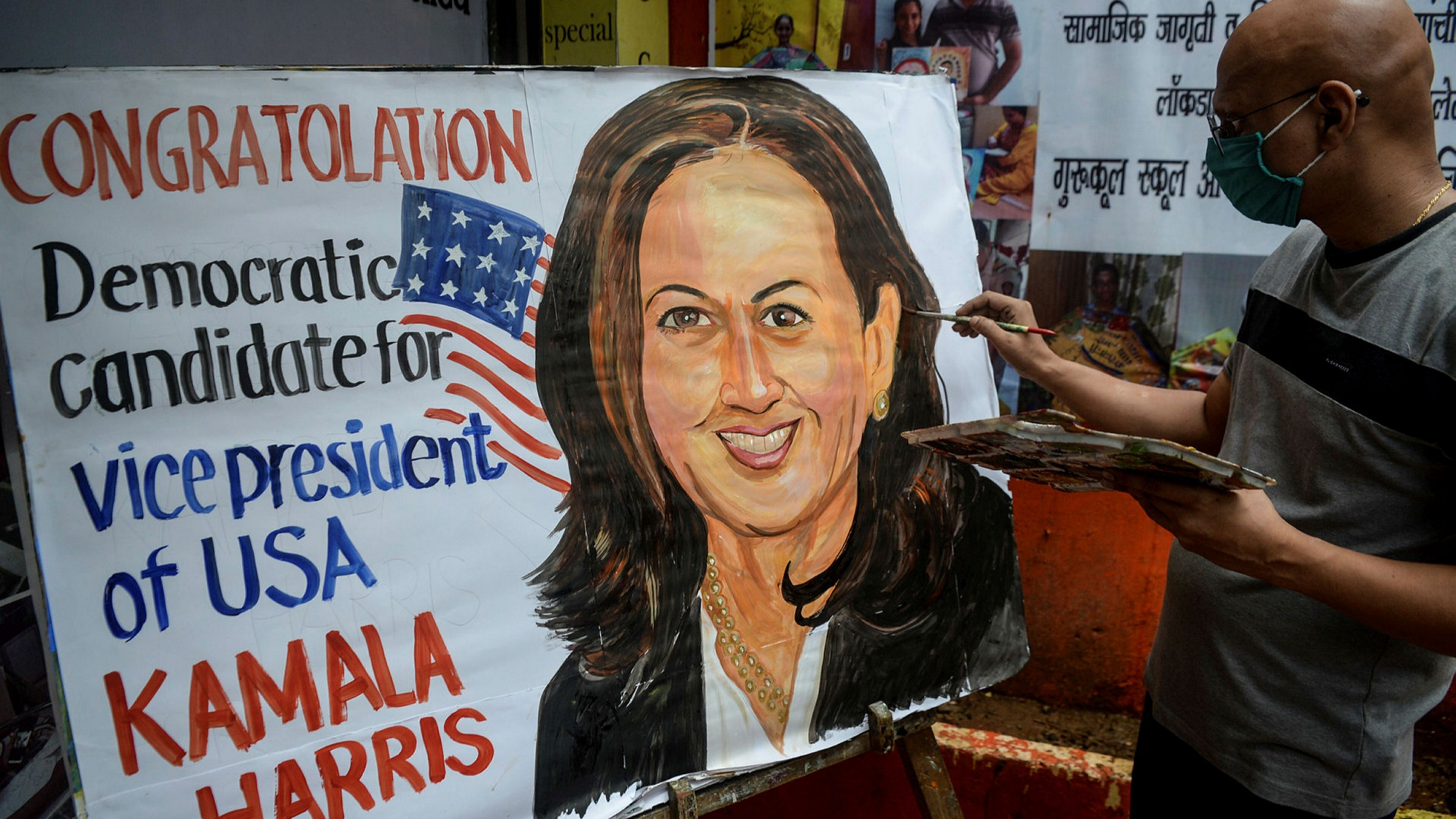 Kamala Harris Nomination Adds To New Delhi Unease Financial Times
