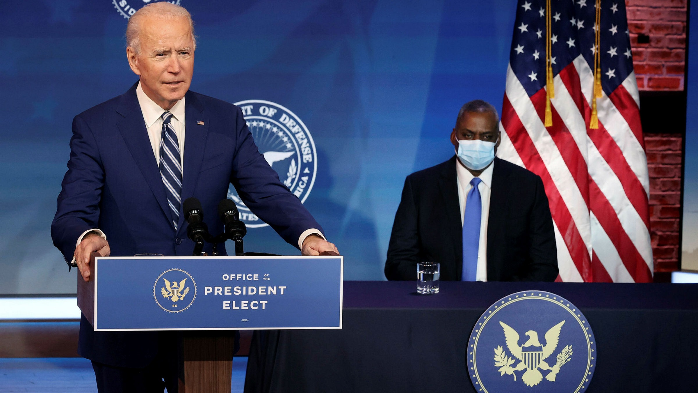 Joe Biden Defends Lloyd Austin As Right Choice For This Moment Financial Times
