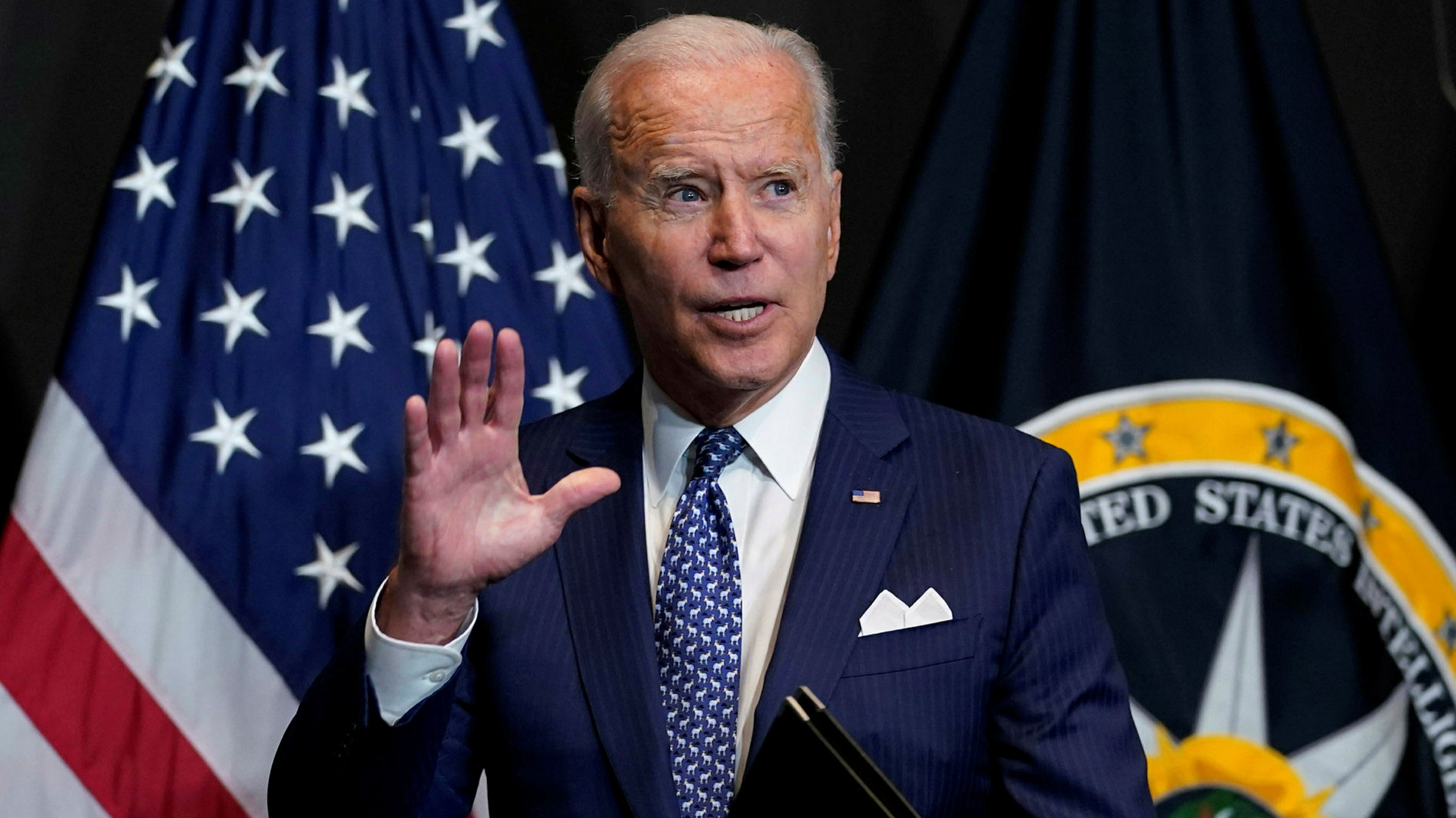 Why Joe Biden is such an elusive target for his critics | Financial Times