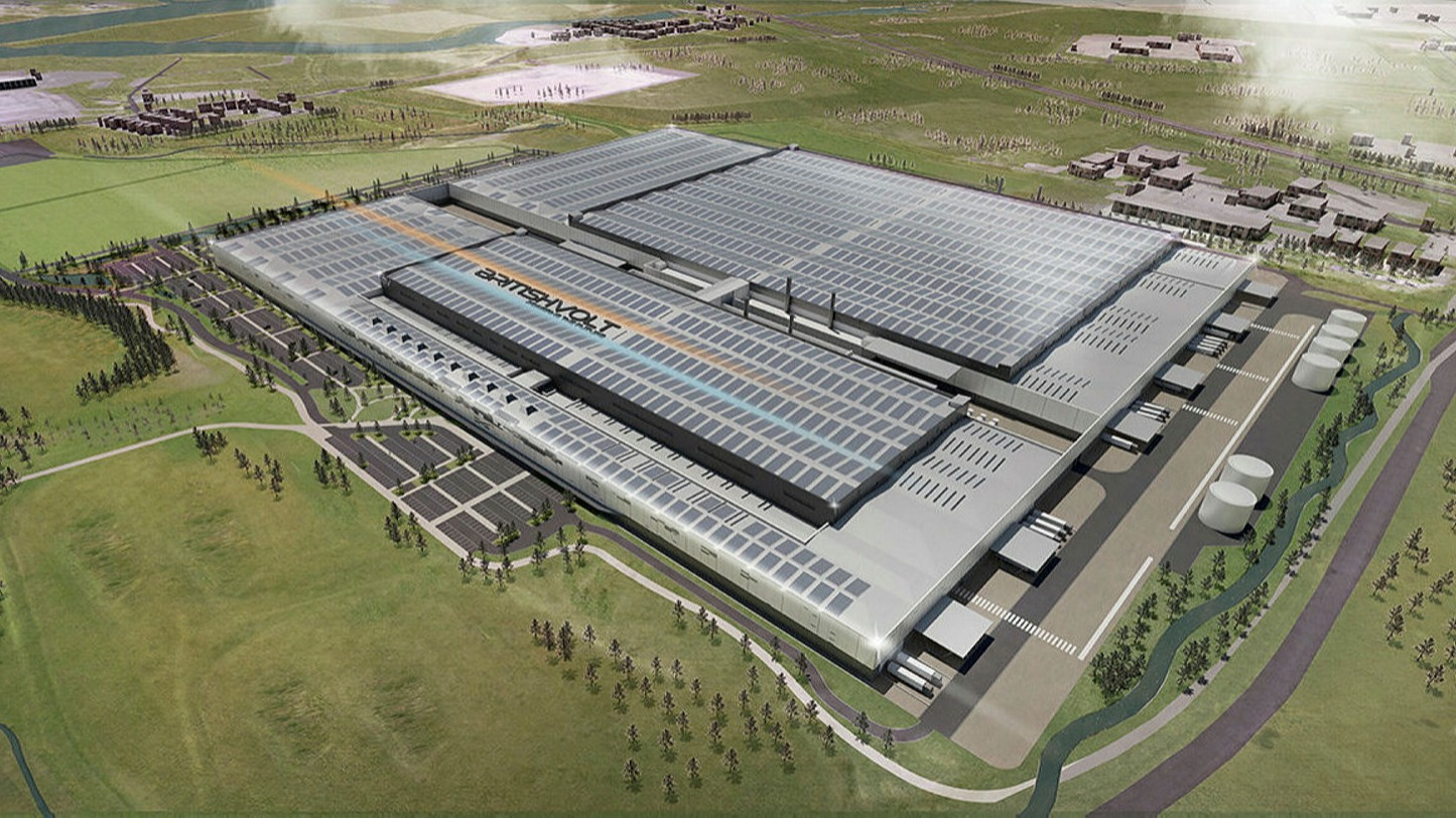 ft.com - Peter Campbell in London - Britishvolt closes in on £200m in government funding for UK plant