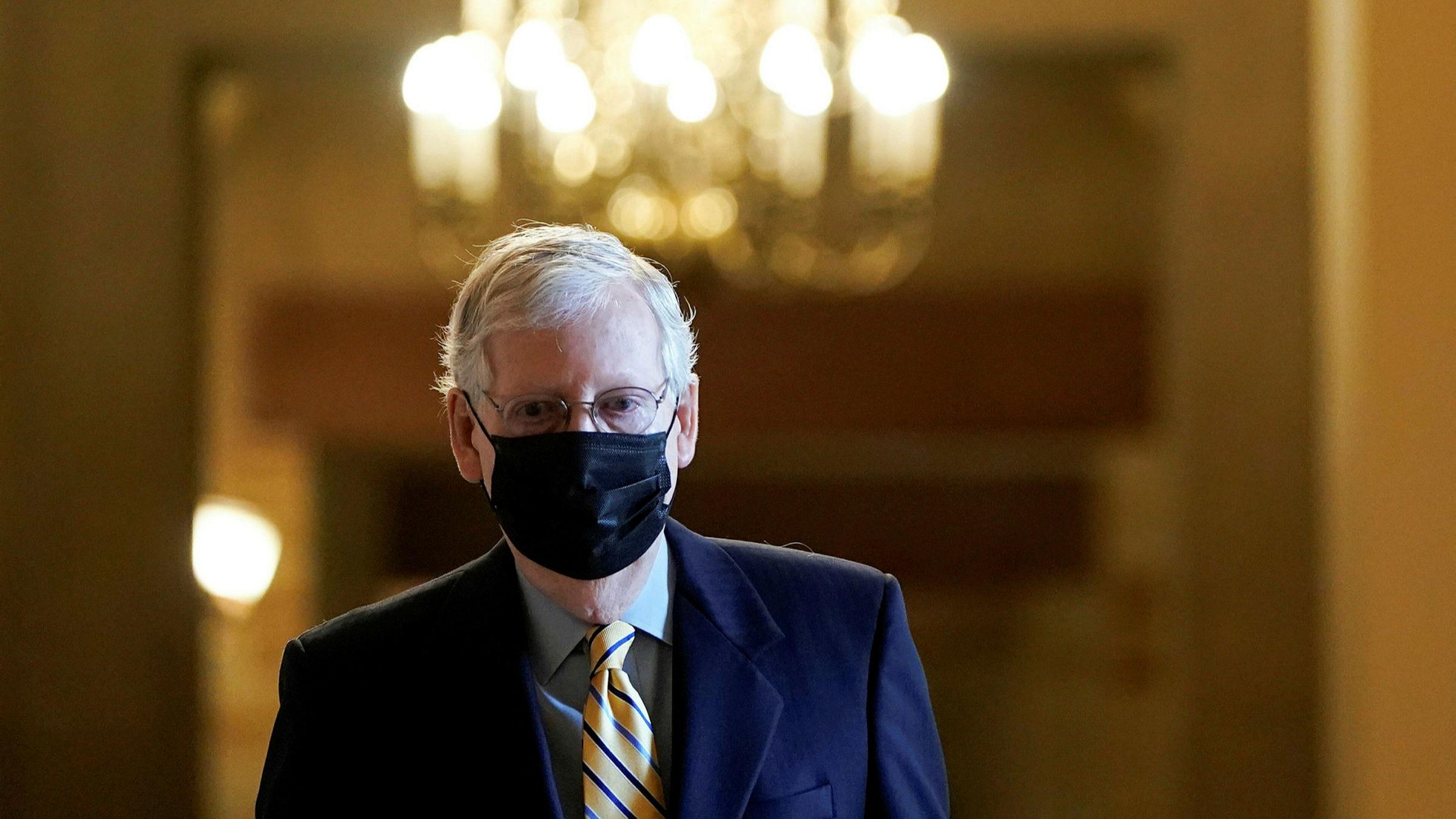 Senate Republicans Fail To Pass Economic Stimulus Bill Financial Times