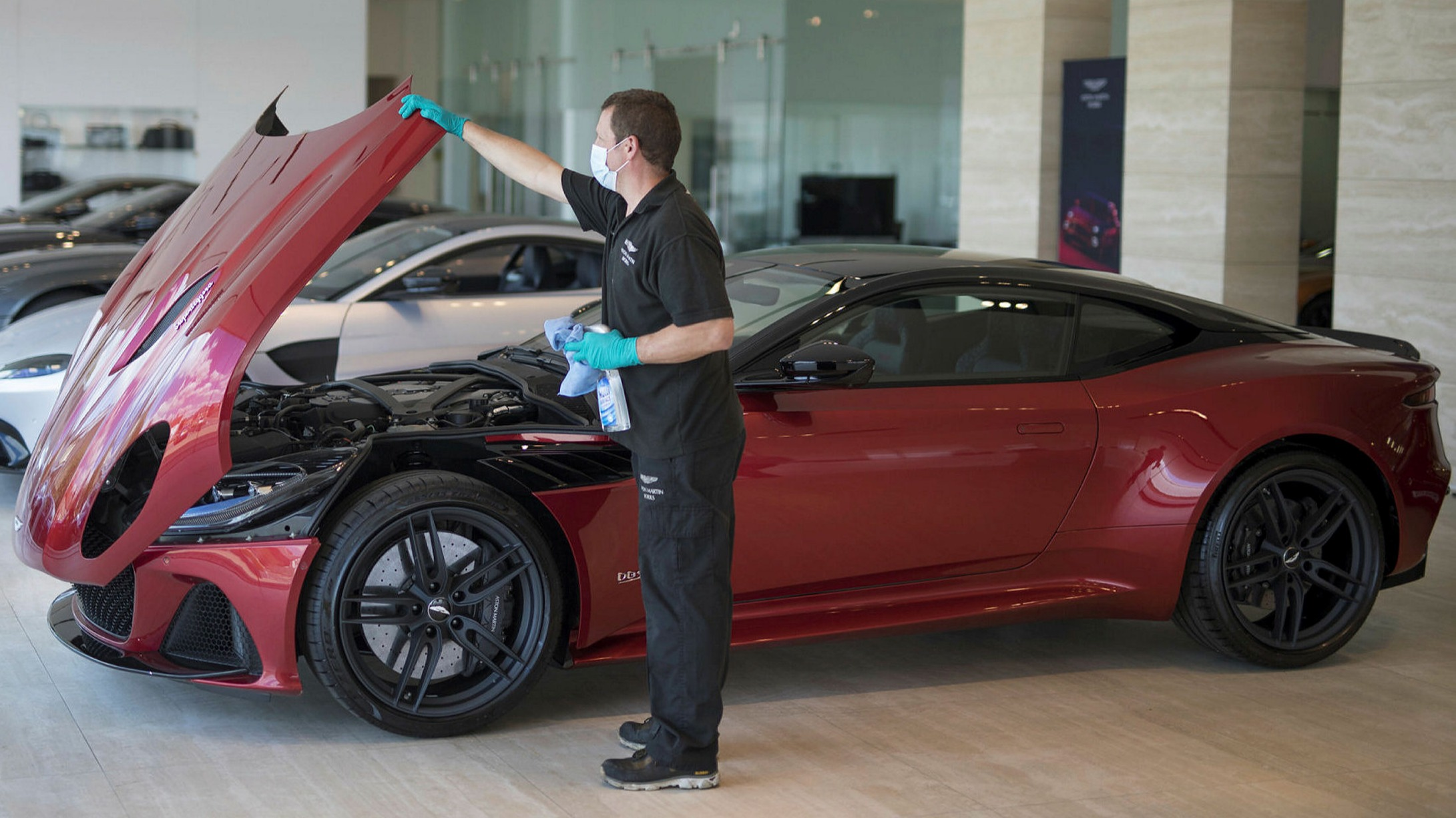Aston Martin And Lookers Cut Thousands Of Jobs As Uk Car Sales Slump Financial Times