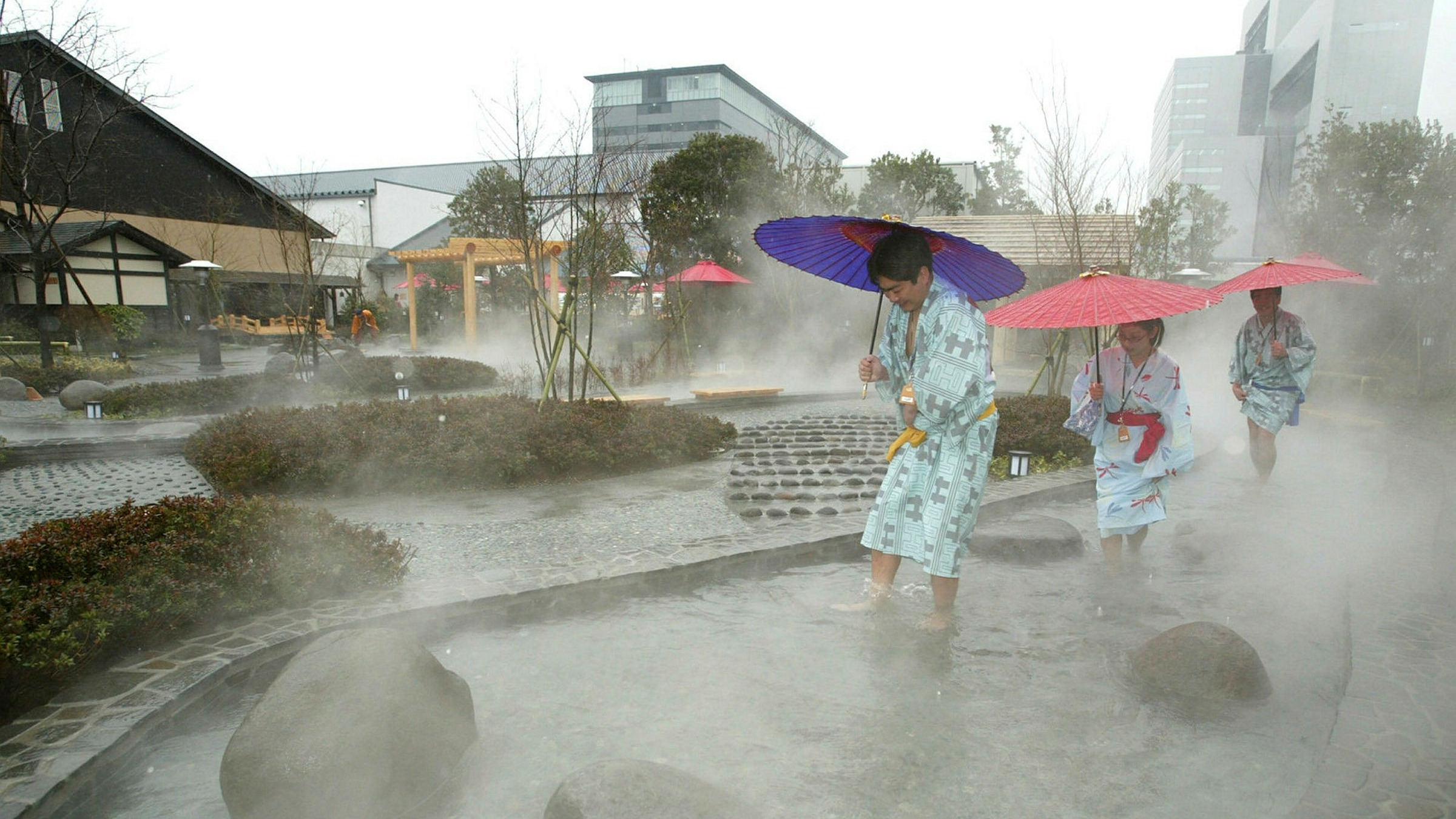 Japan declares hot springs and hotels core to national security | Financial  Times
