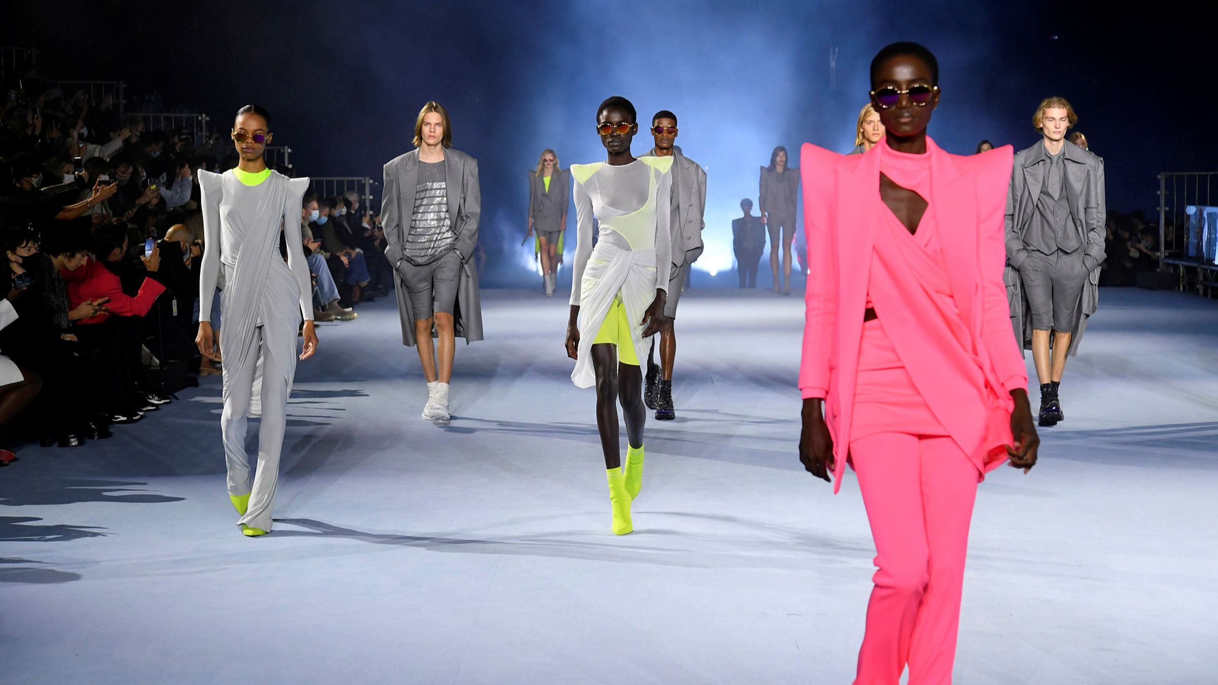What it's like at Paris Fashion Week — Covid-19 edition | Financial Times