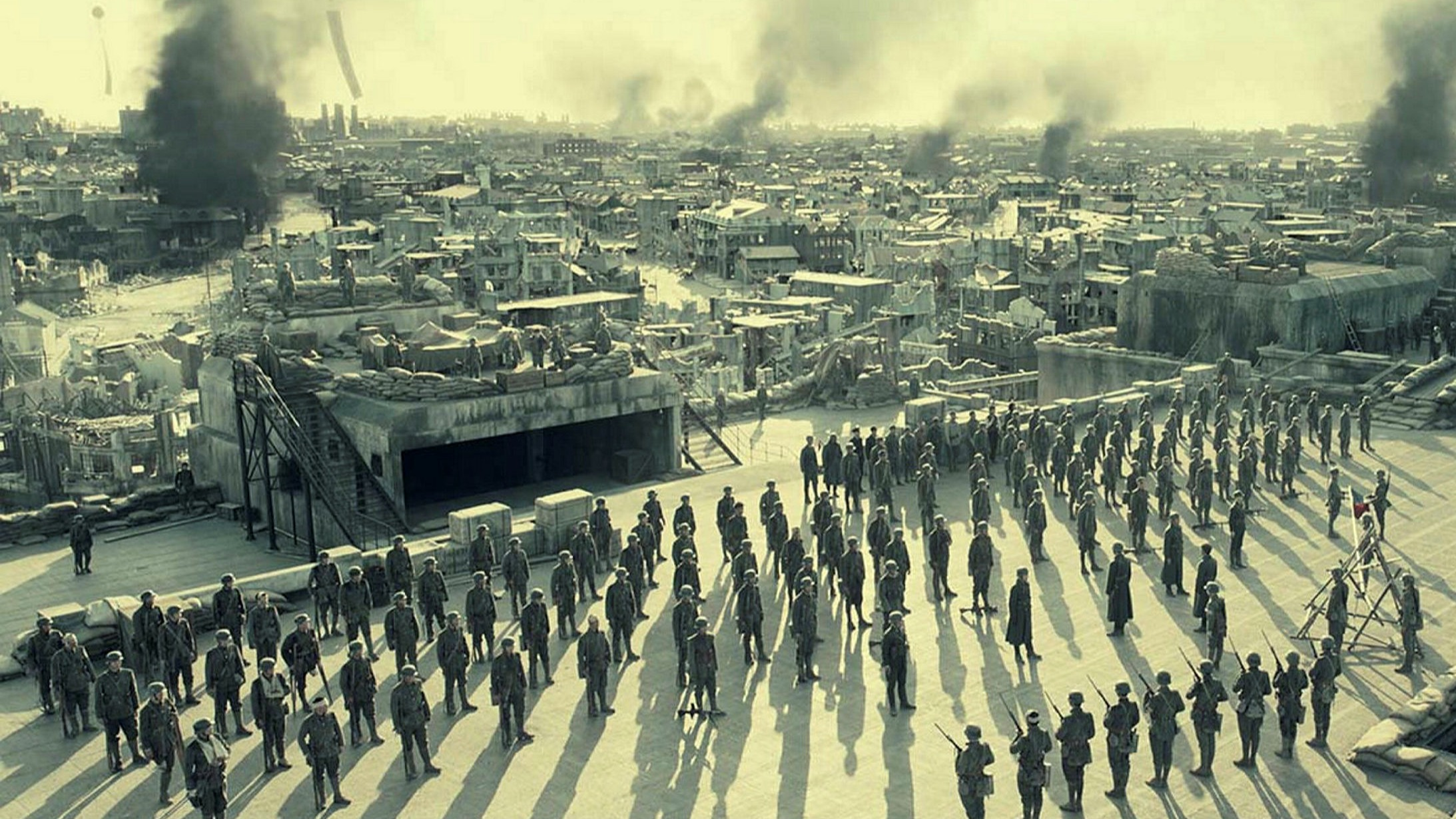 China war epic 'The Eight Hundred' tops global box office | Financial Times