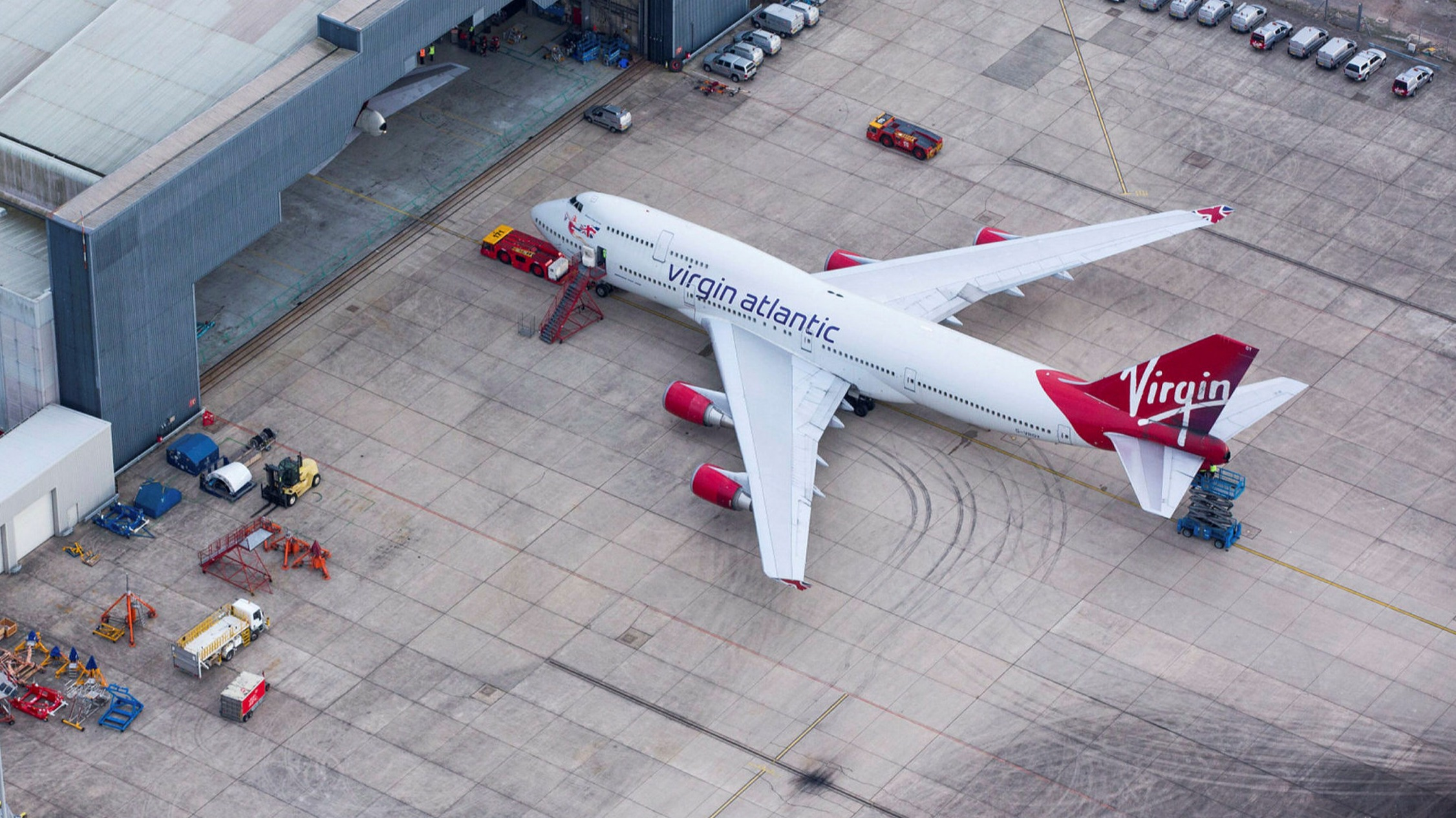 Virgin Atlantic to cut third of staff to survive Covid-19 crisis ...