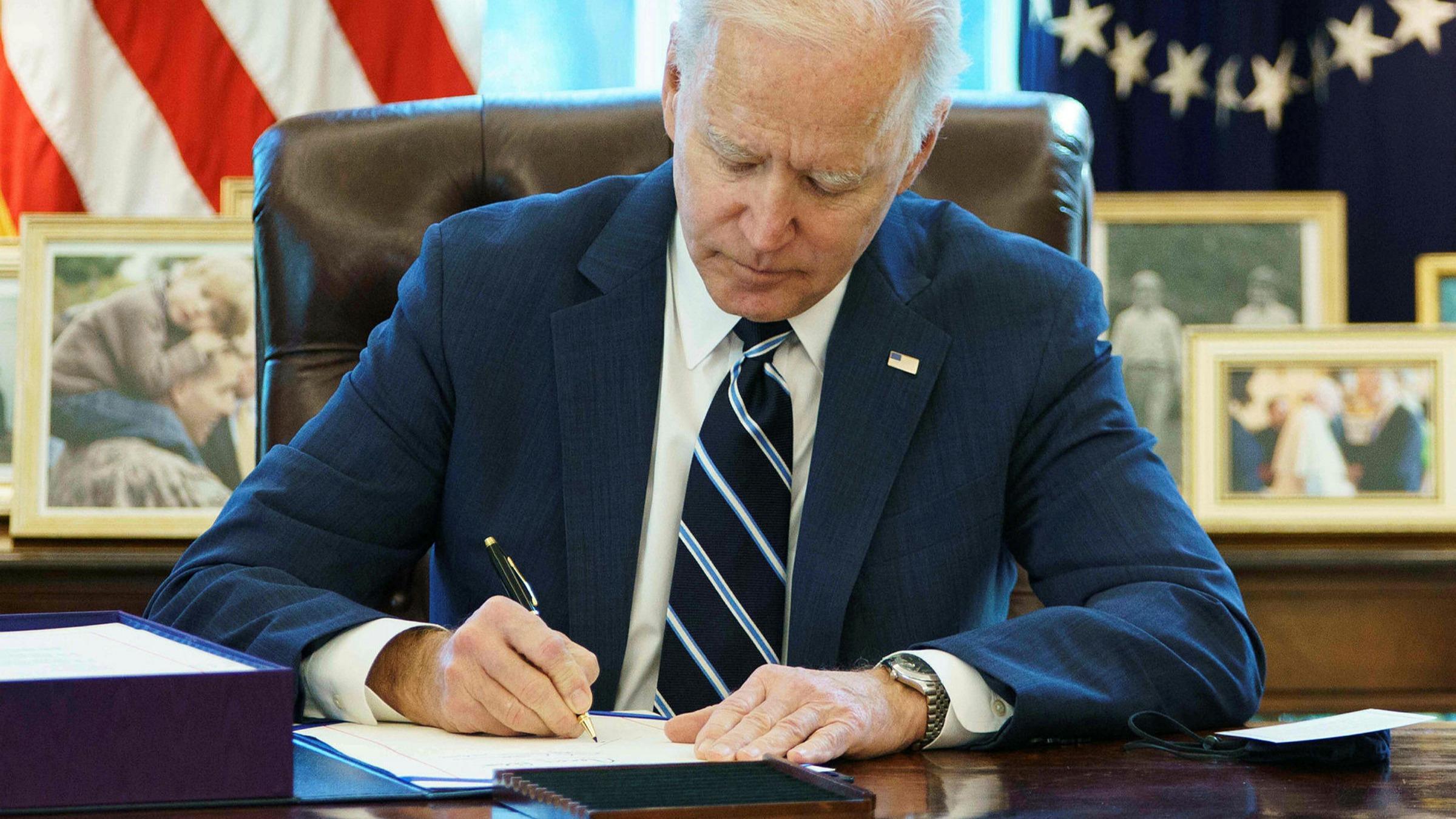 Joe Biden's quietly revolutionary first 100 days | Financial Times