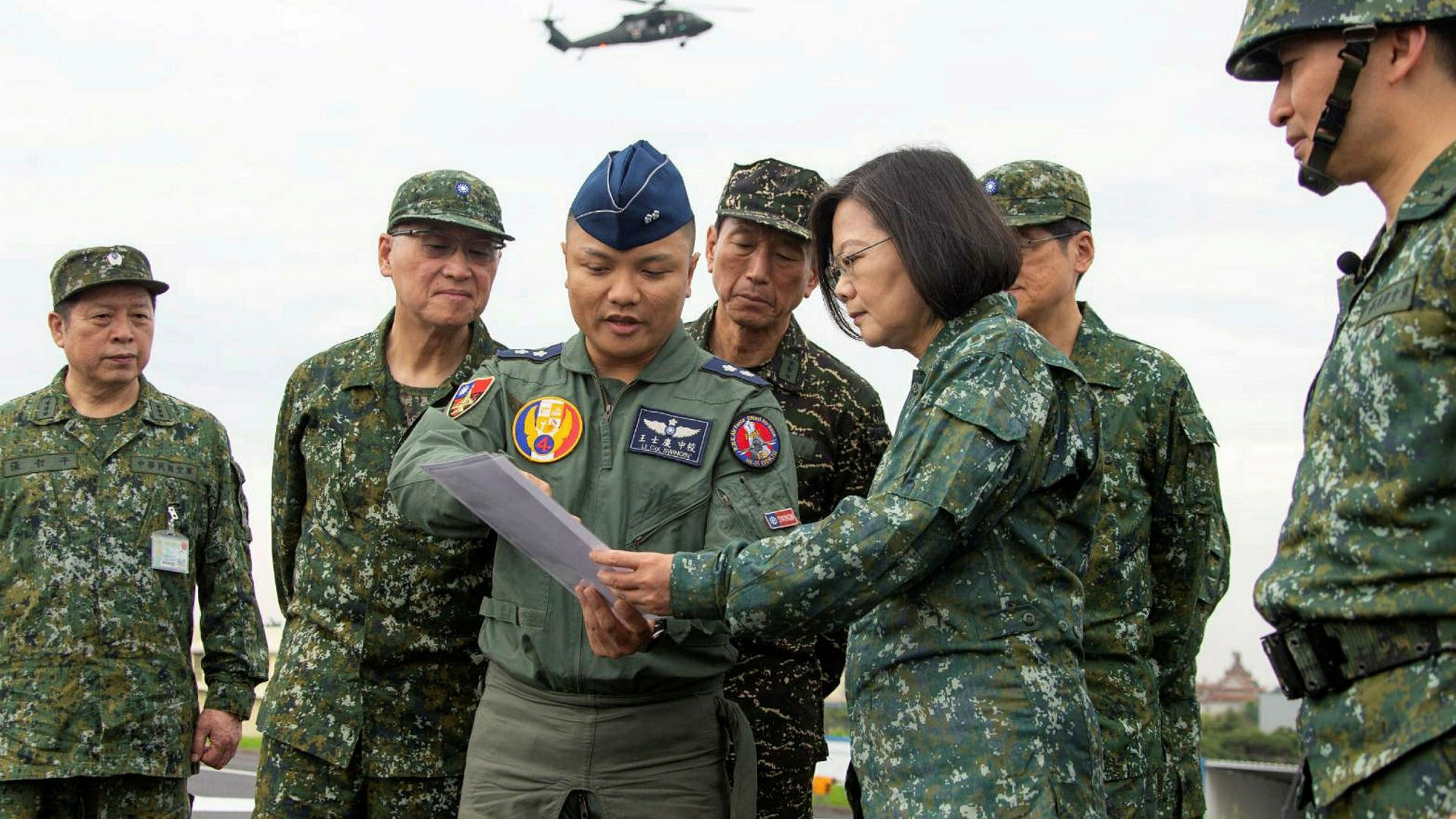 Taiwan strives to bolster forces in response to Beijing sabre ...
