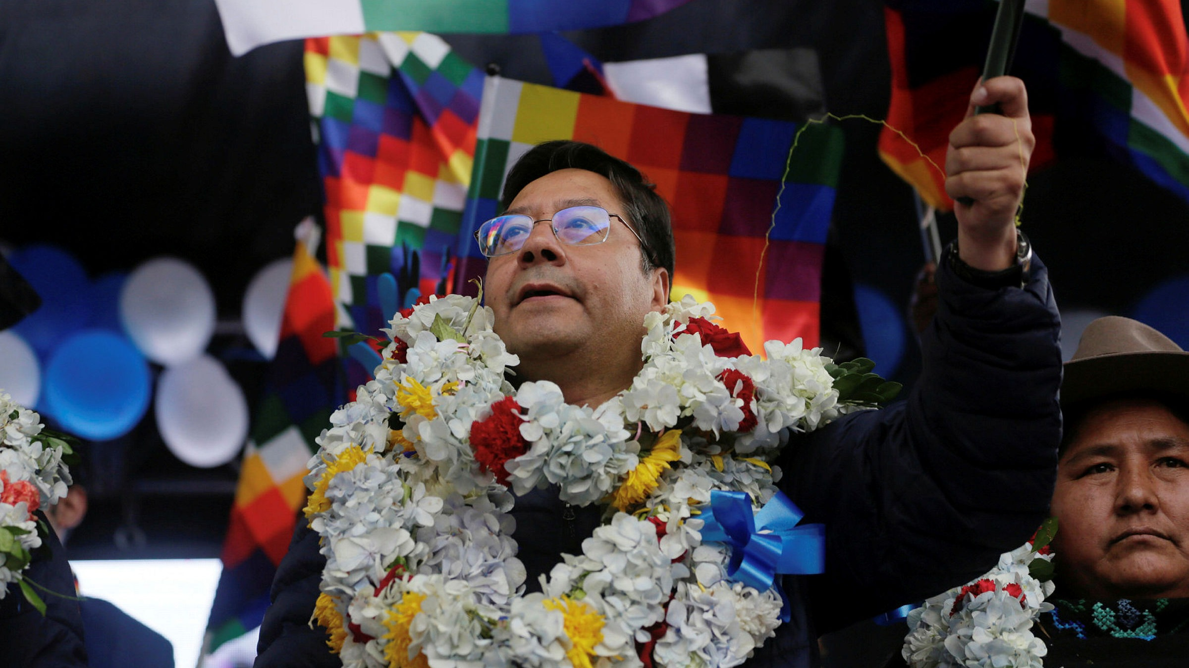 Evo Morales Man Hopes To Lead Bolivia Out Of Chaos Financial Times