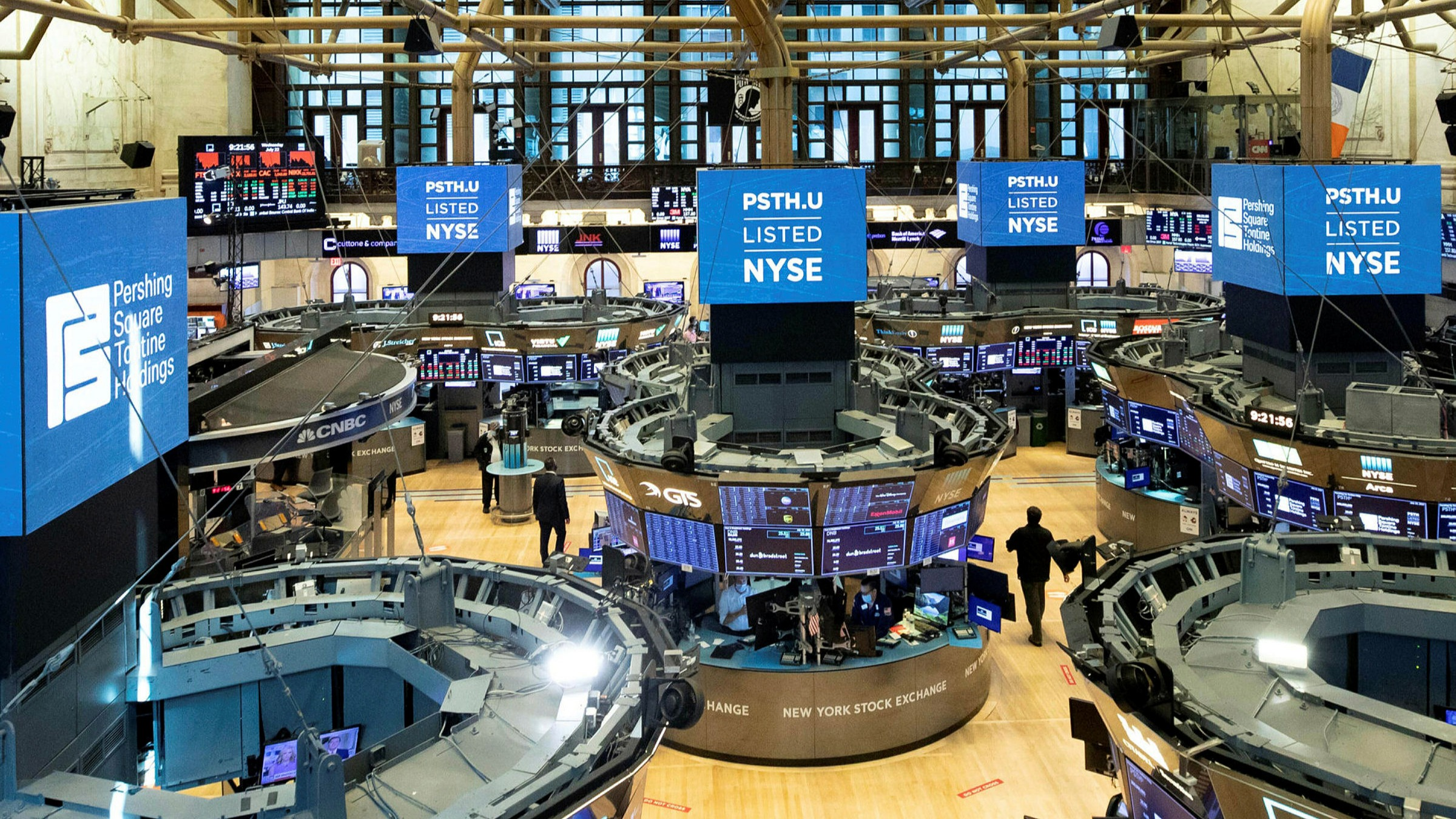 NYSE given go-ahead for alternative to rival traditional IPOs | Financial  Times