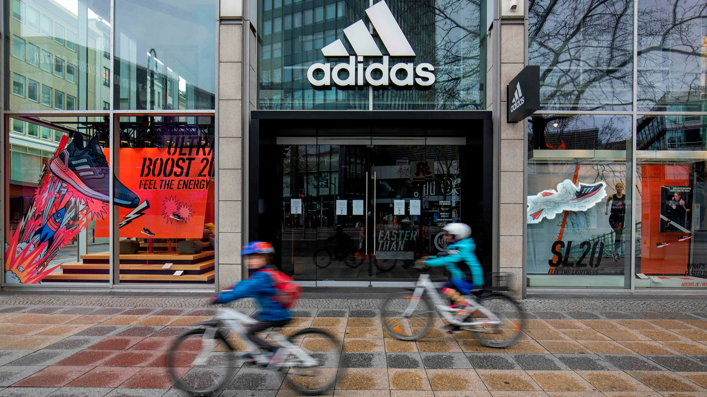 Adidas and the perils of doing business in a crisis   Financial Times