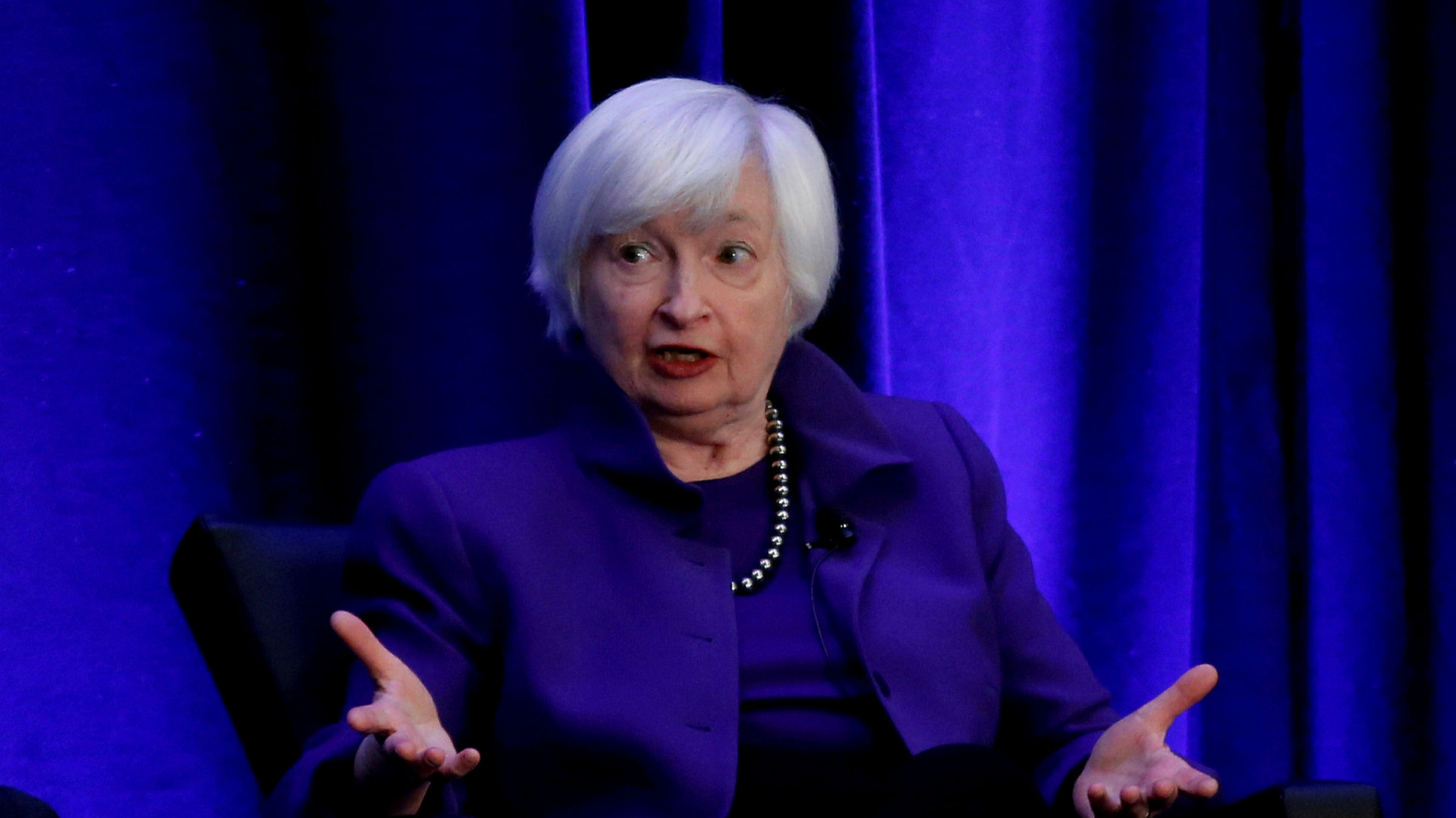 Janet Yellen calls for global minimum corporate tax | Financial Times