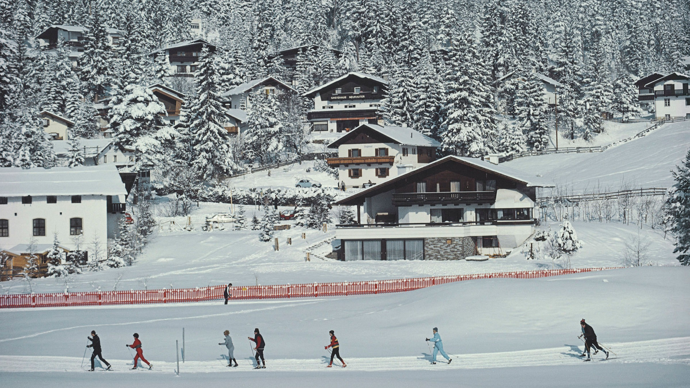 Is The Party Over For The Chalet Holiday Financial Times