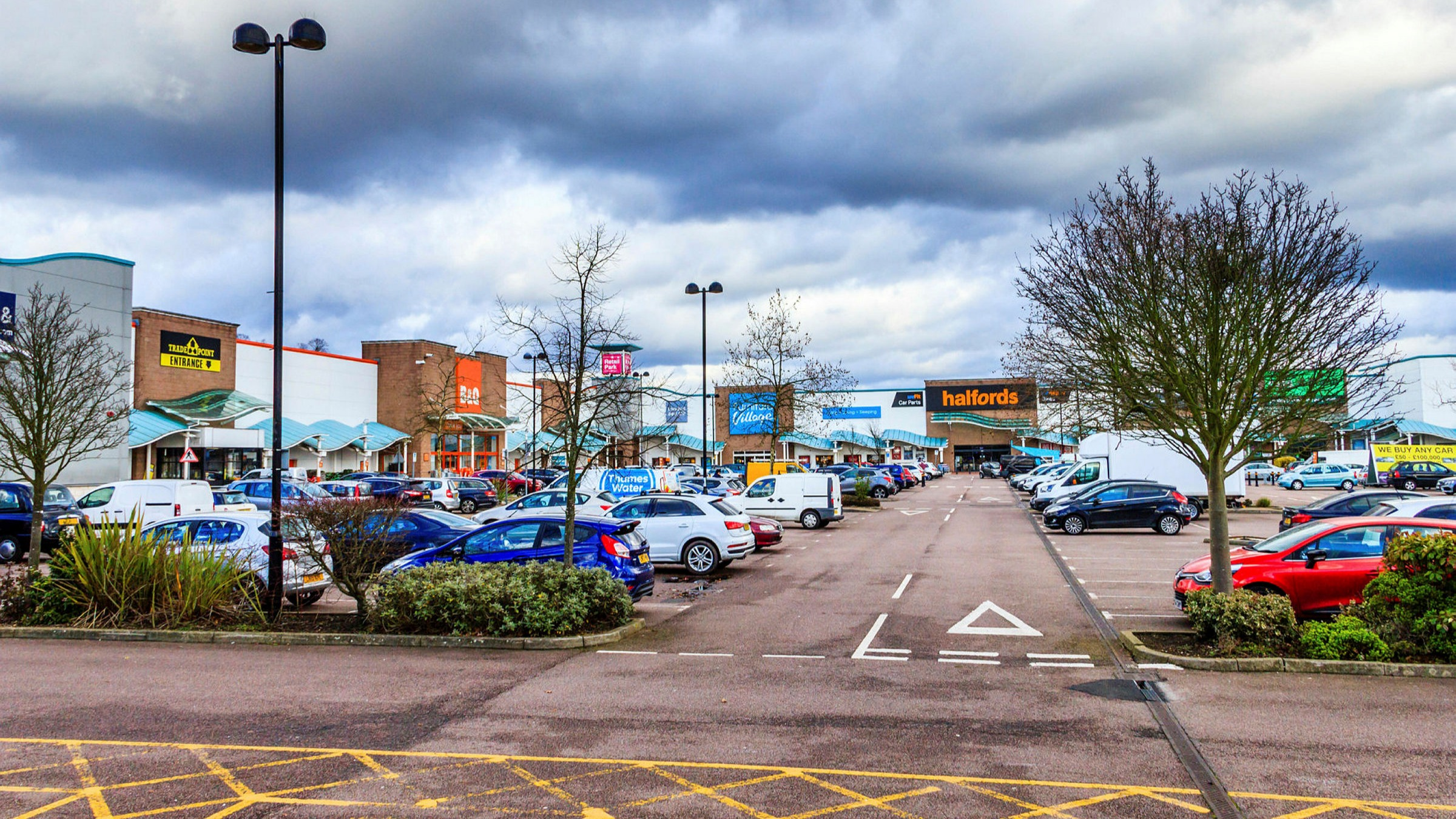 ft.com - Daniel Thomas and Jonathan Eley - How Covid is driving an unlikely renaissance of the British retail park