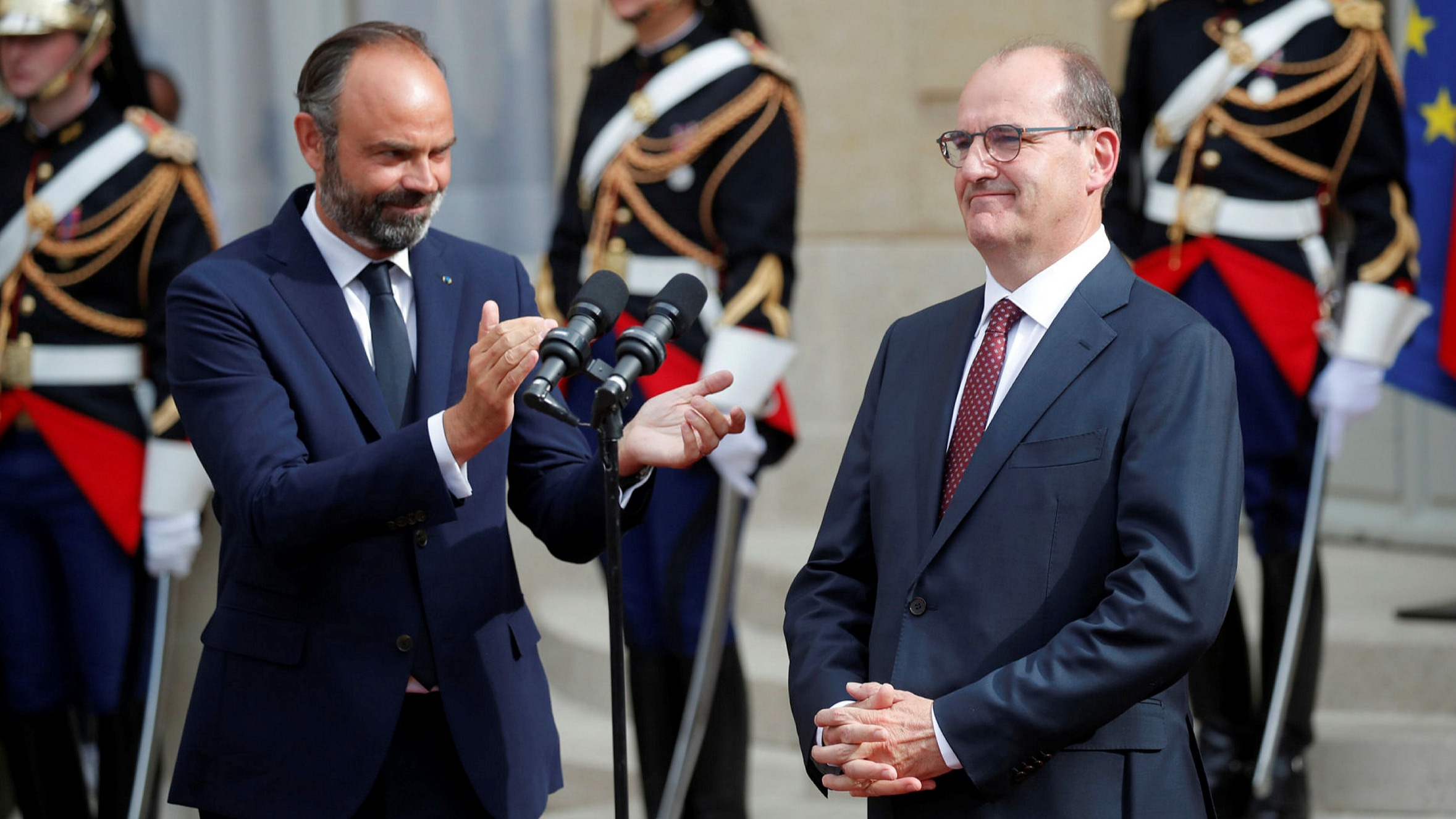 Macron Names Castex As New French Prime Minister Financial Times