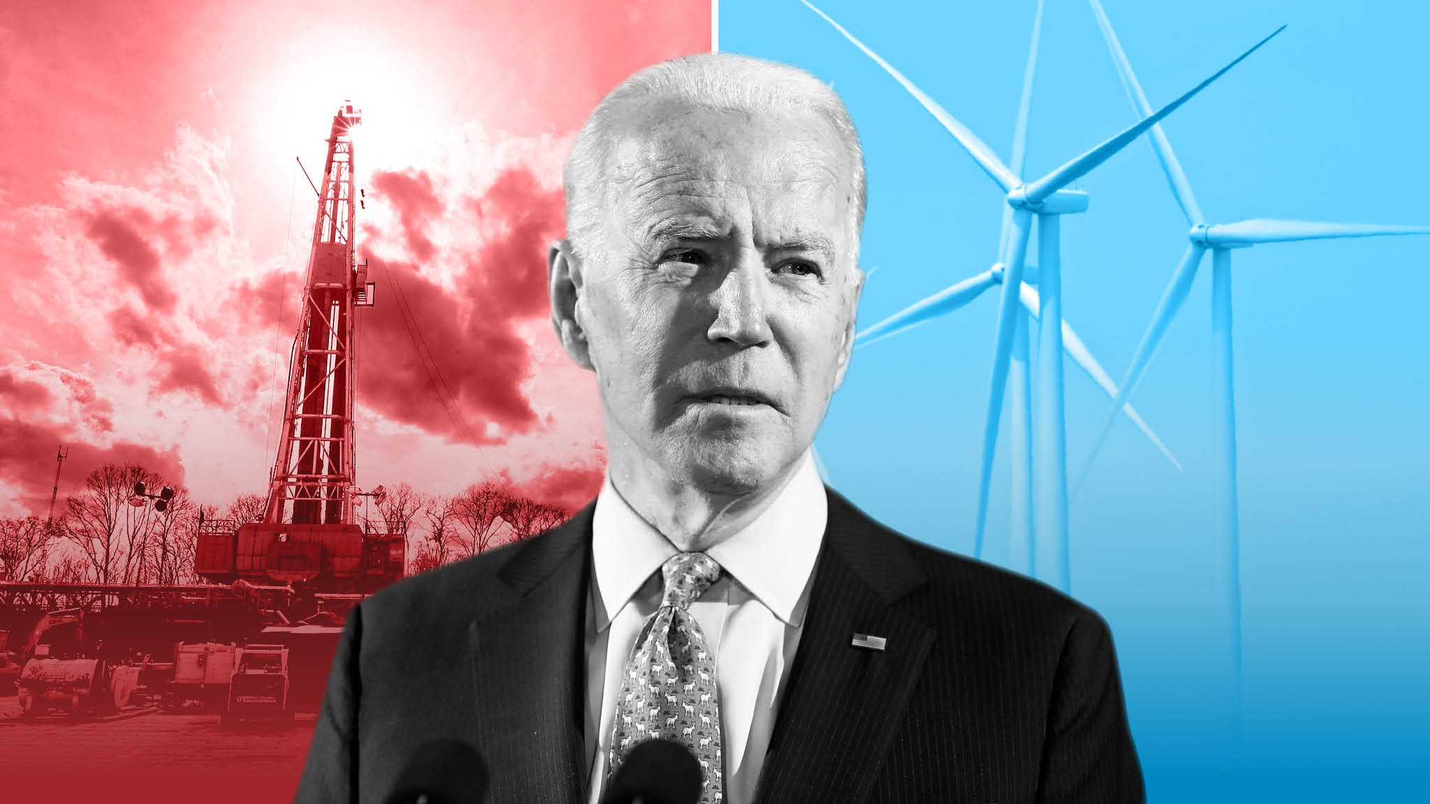 Biden gambles on placing climate change at heart of US energy policy    Financial Times